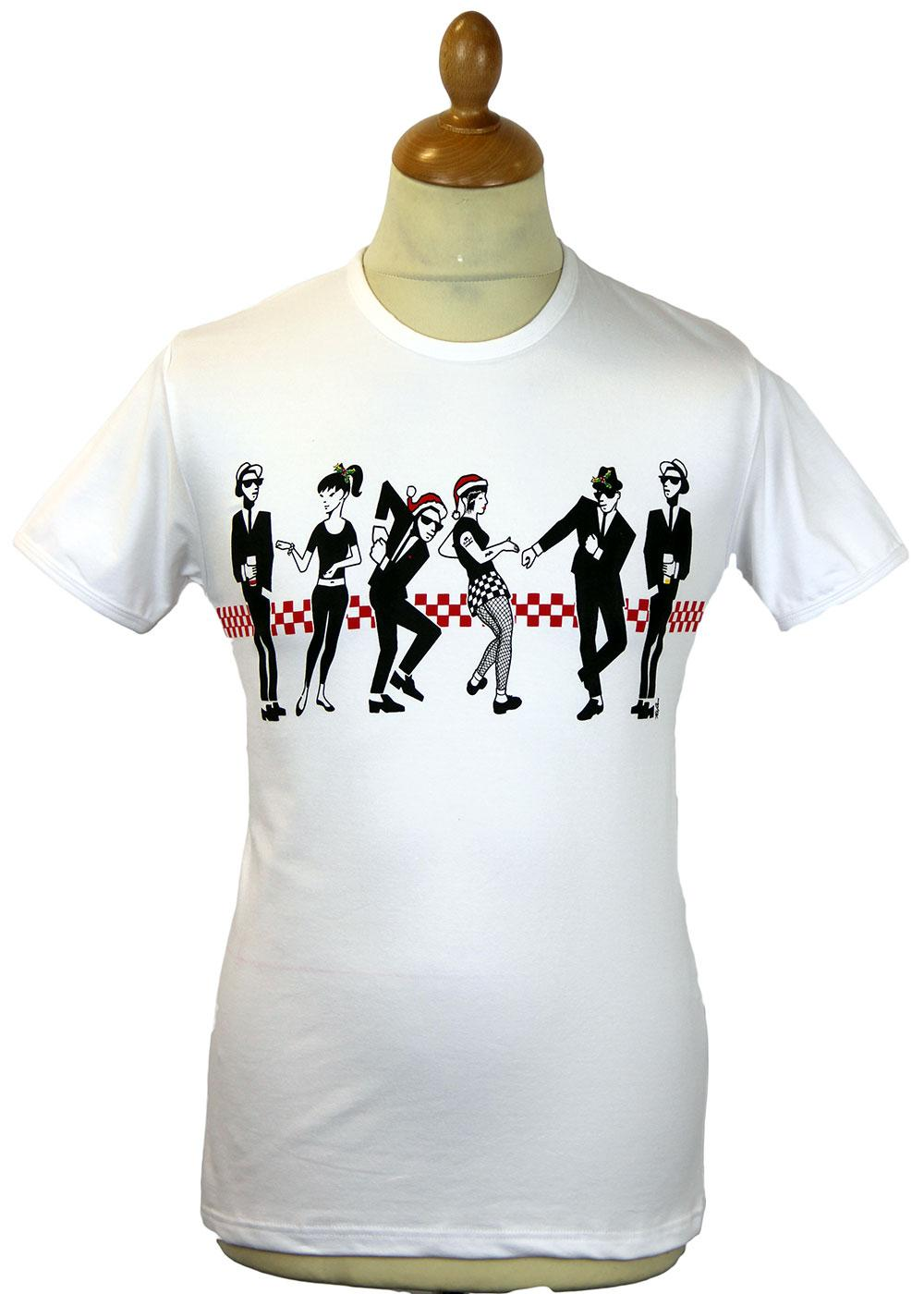 Skanking Christmas Party Ltd Edition S/S Mod Tee