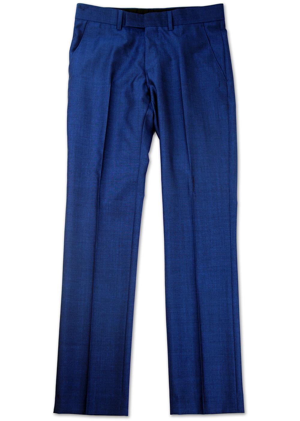 MADCAP ENGLAND Mod Slim Mohair Tonic Suit Trousers