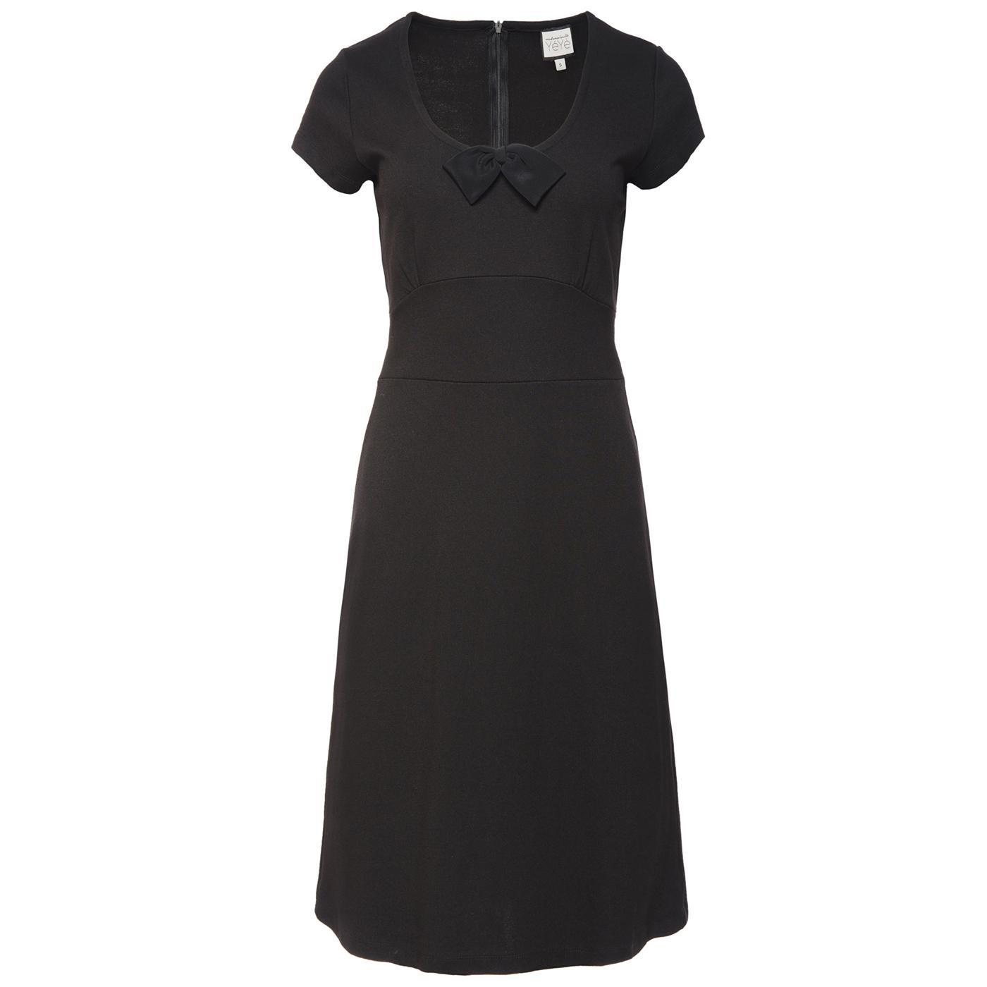 Cornelia MADEMOISELLE YEYE Little Black Bow Dress