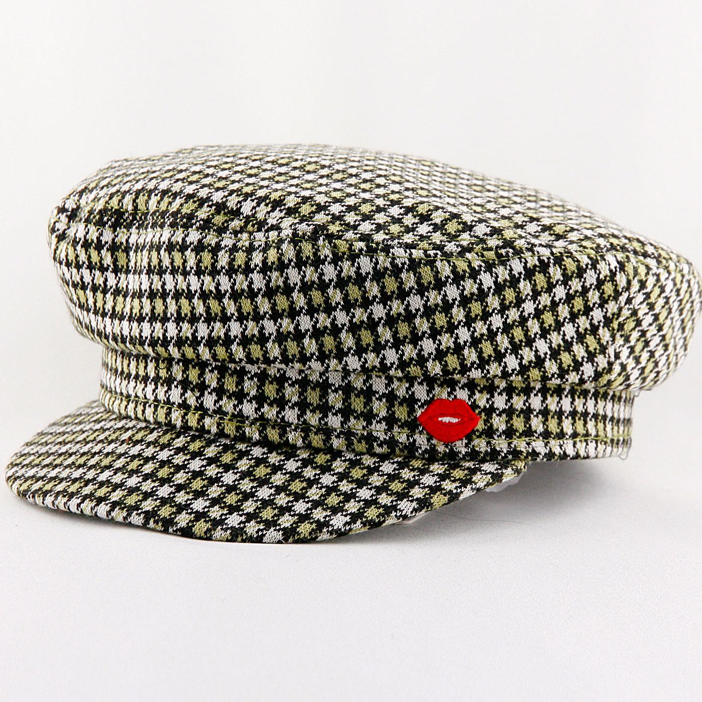 Think A Hat MADEMOISELLE YEYE Cap GREEN
