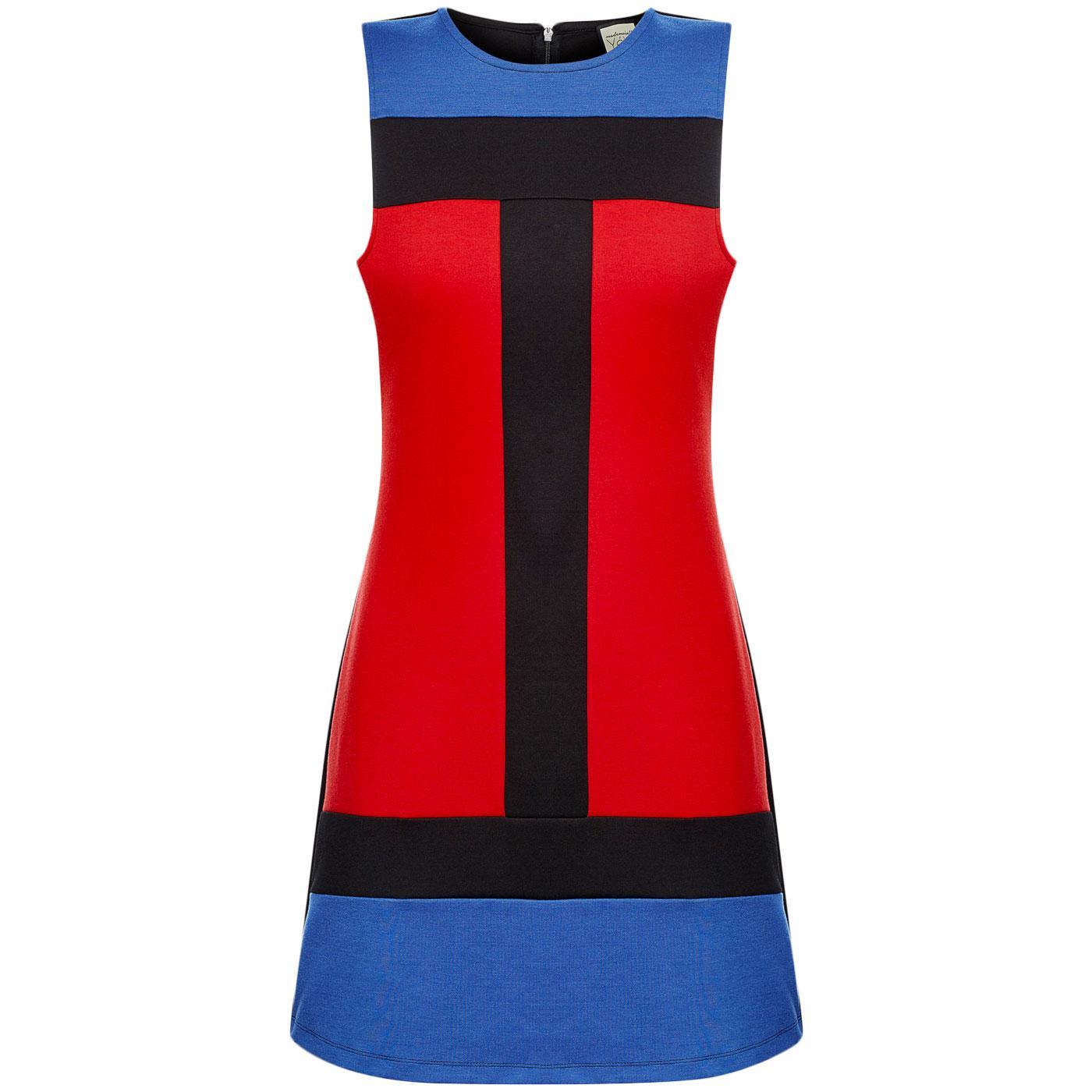 Eve Saint Florence MADEMOISELLE YEYE Retro Dress