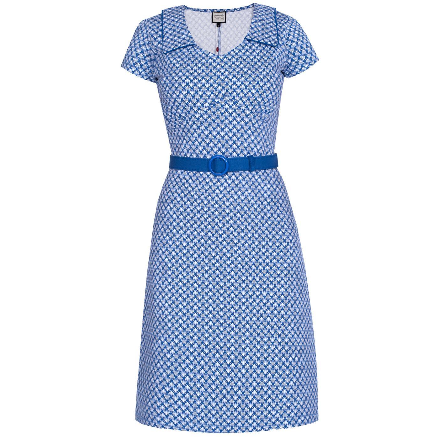 Vintage Moments MADEMOISELLE YEYE Retro Mod Dress