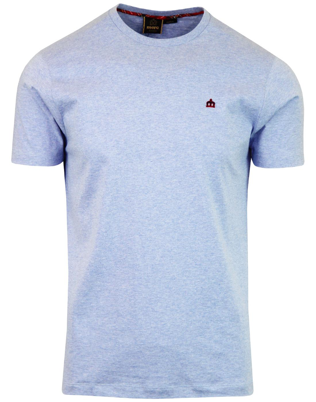 Keyport MERC Mens Retro Mod Crew Neck T-Shirt (DB)