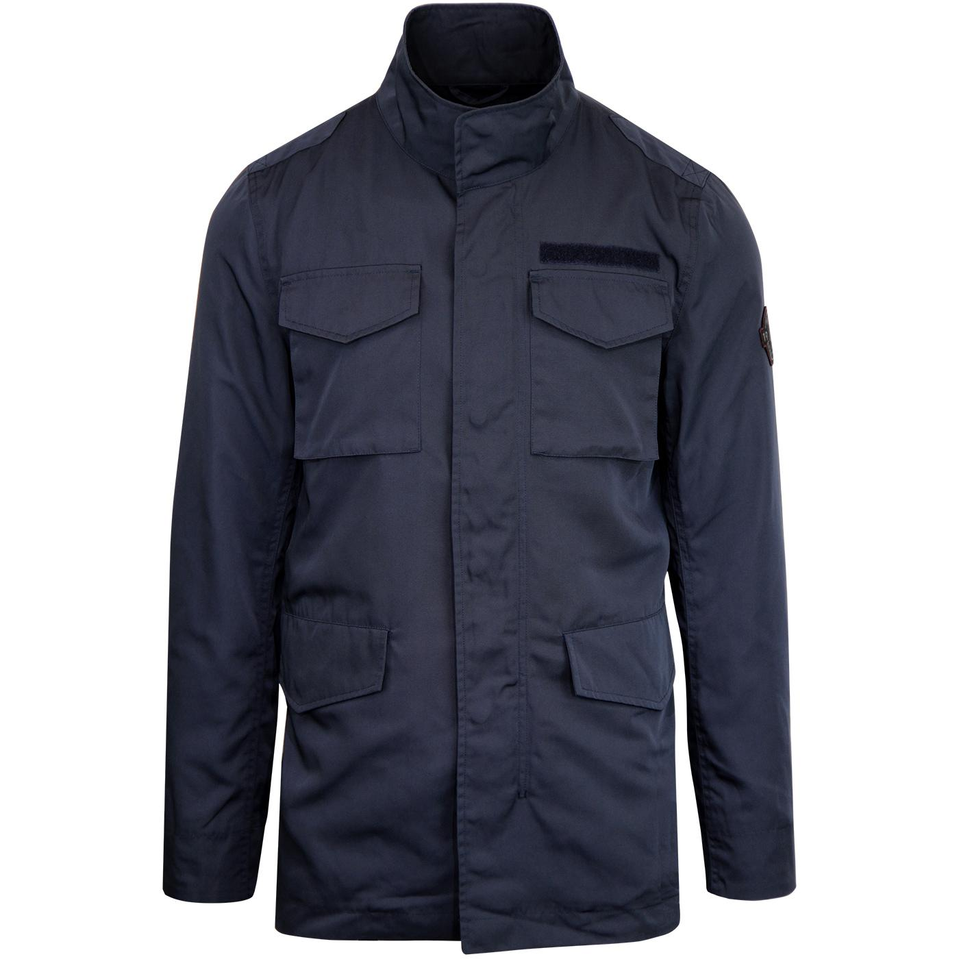 Woodford MERC Men's Retro Mod Field Jacket (Navy)