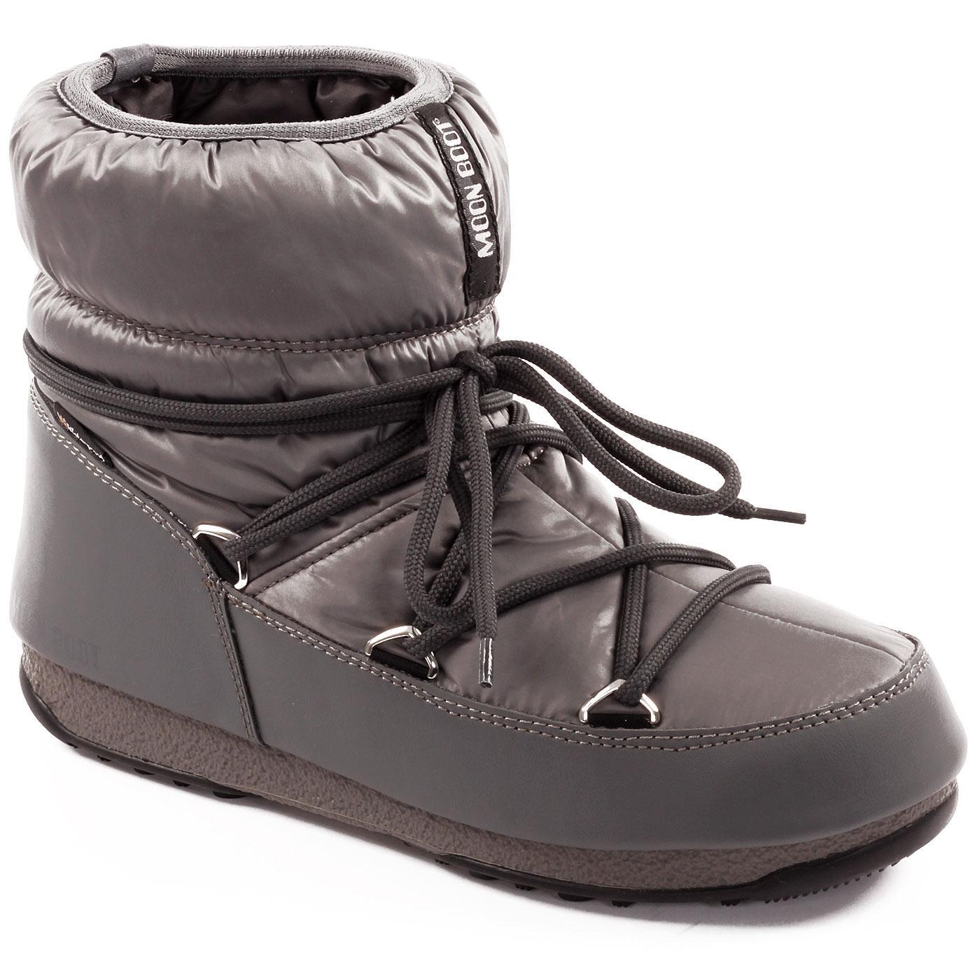 MOON BOOT Low Nylon WP Retro 70s Snow Boots CR