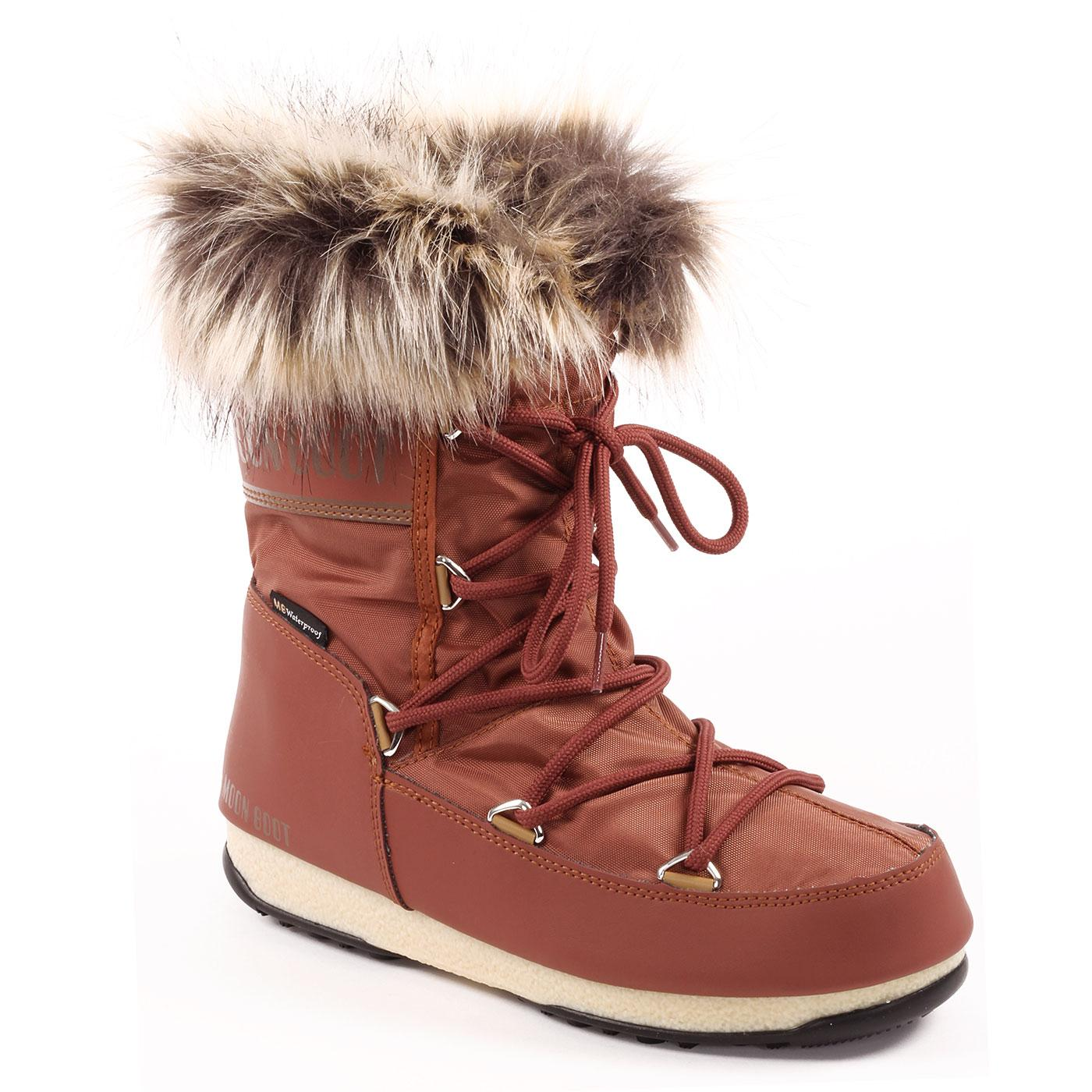 MOON BOOT Monaco Low Retro 70s Winter Boots R