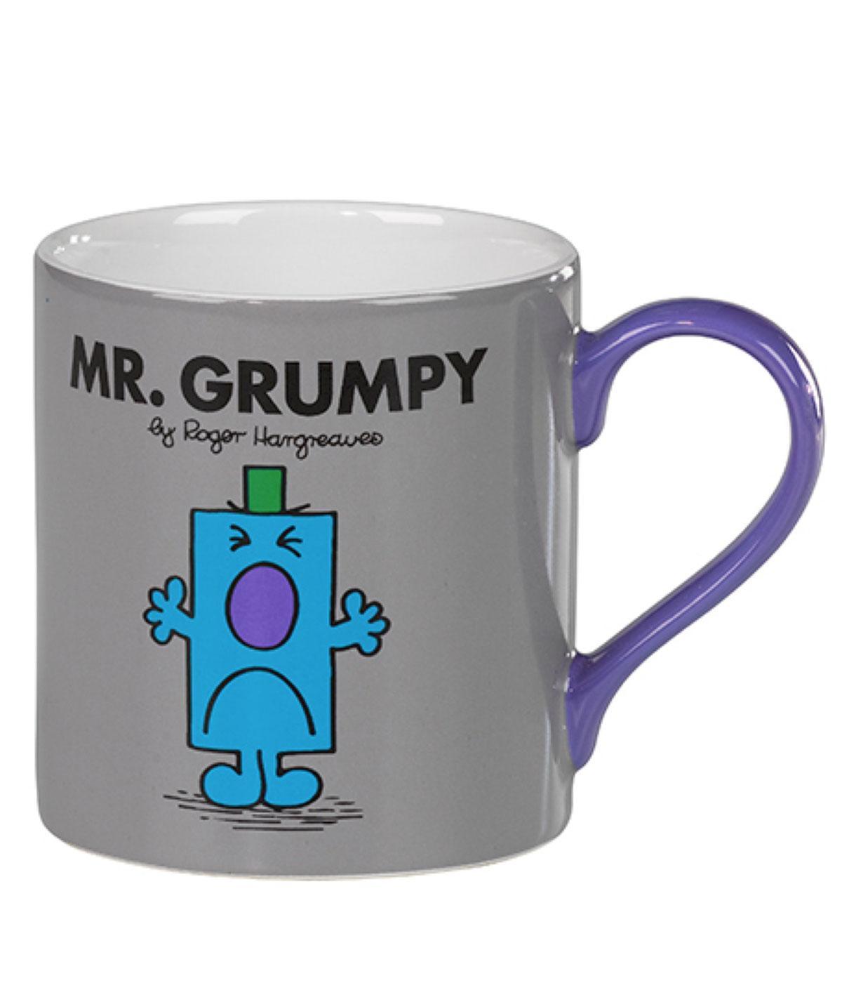 Mr Grumpy - Retro Mr Men and Little Miss Mug