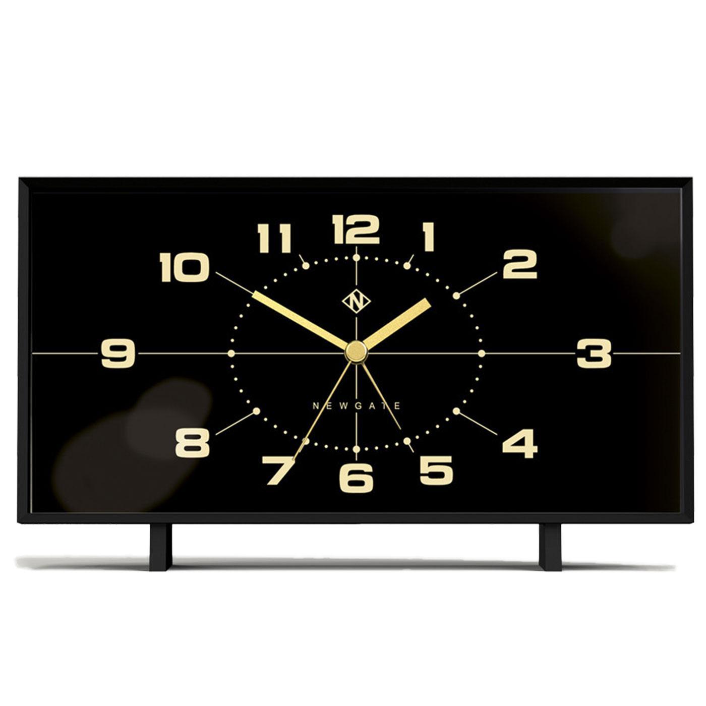 Wideboy NEWGATE CLOCKS Retro 50s Alarm Clock BB