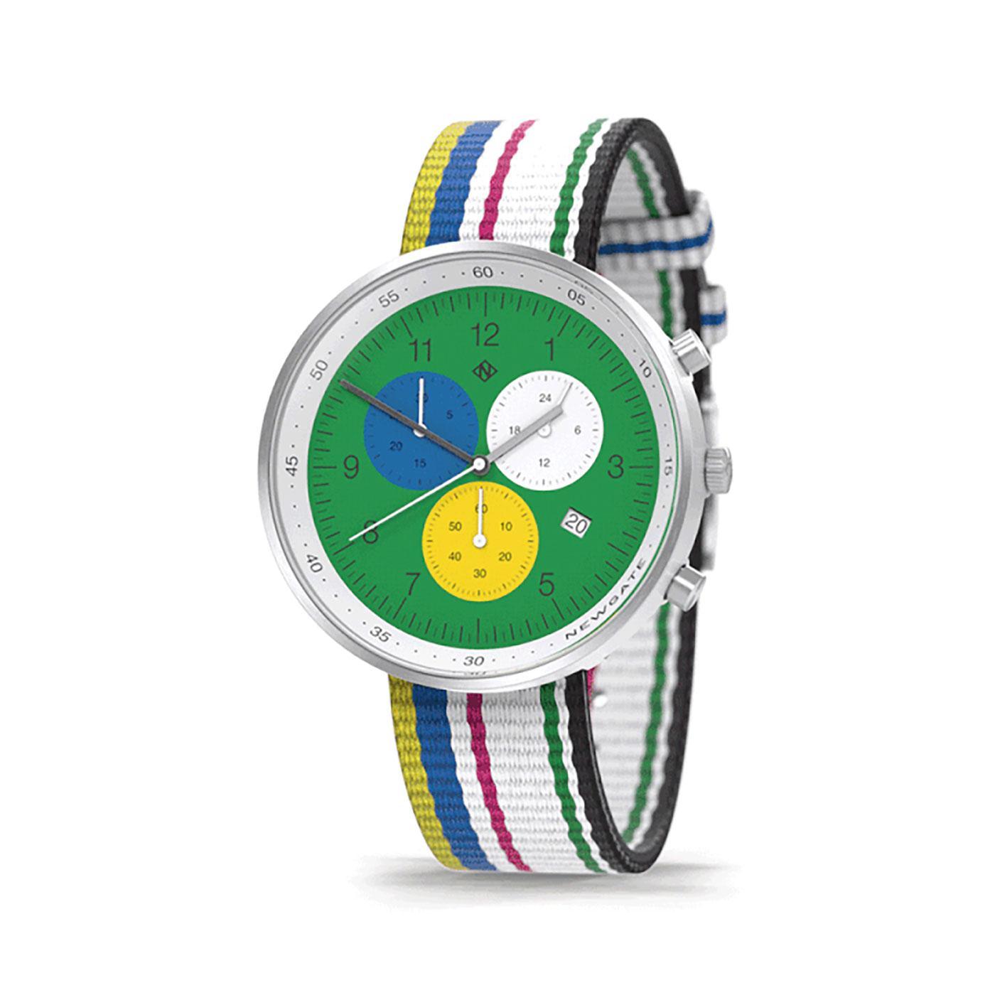 G6 Kingston NEWGATE CLOCKS Retro Chronograph Watch