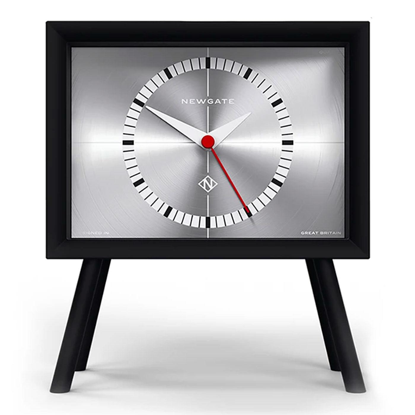 Henry NEWGATE CLOCKS Retro Space Age Mantel Clock