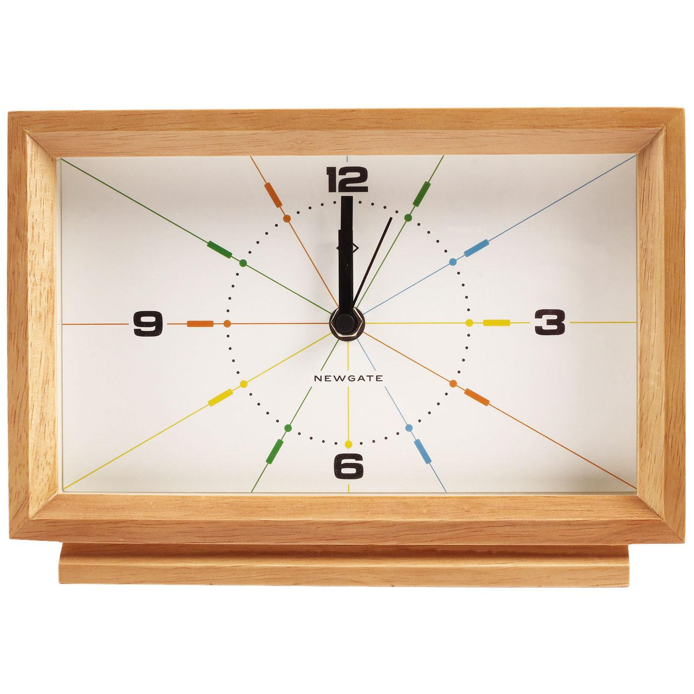 Hollywood Hills NEWGATE Modernist Mantel Clock