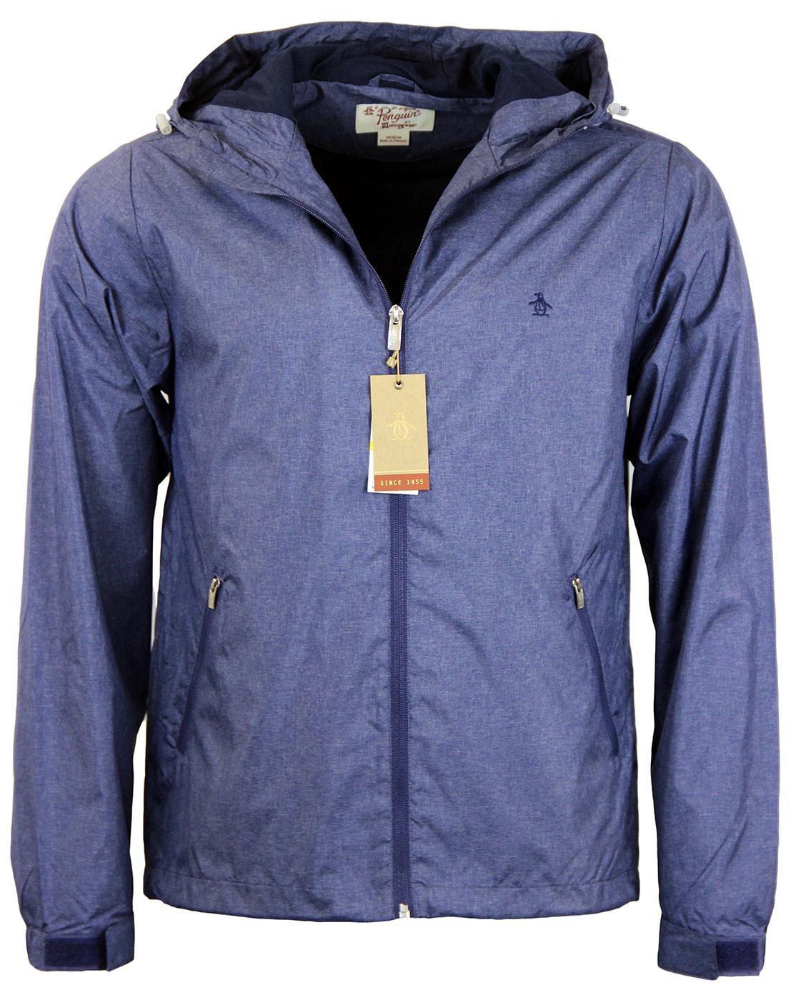 Melange Ratner ORIGINAL PENGUIN Hooded Jacket