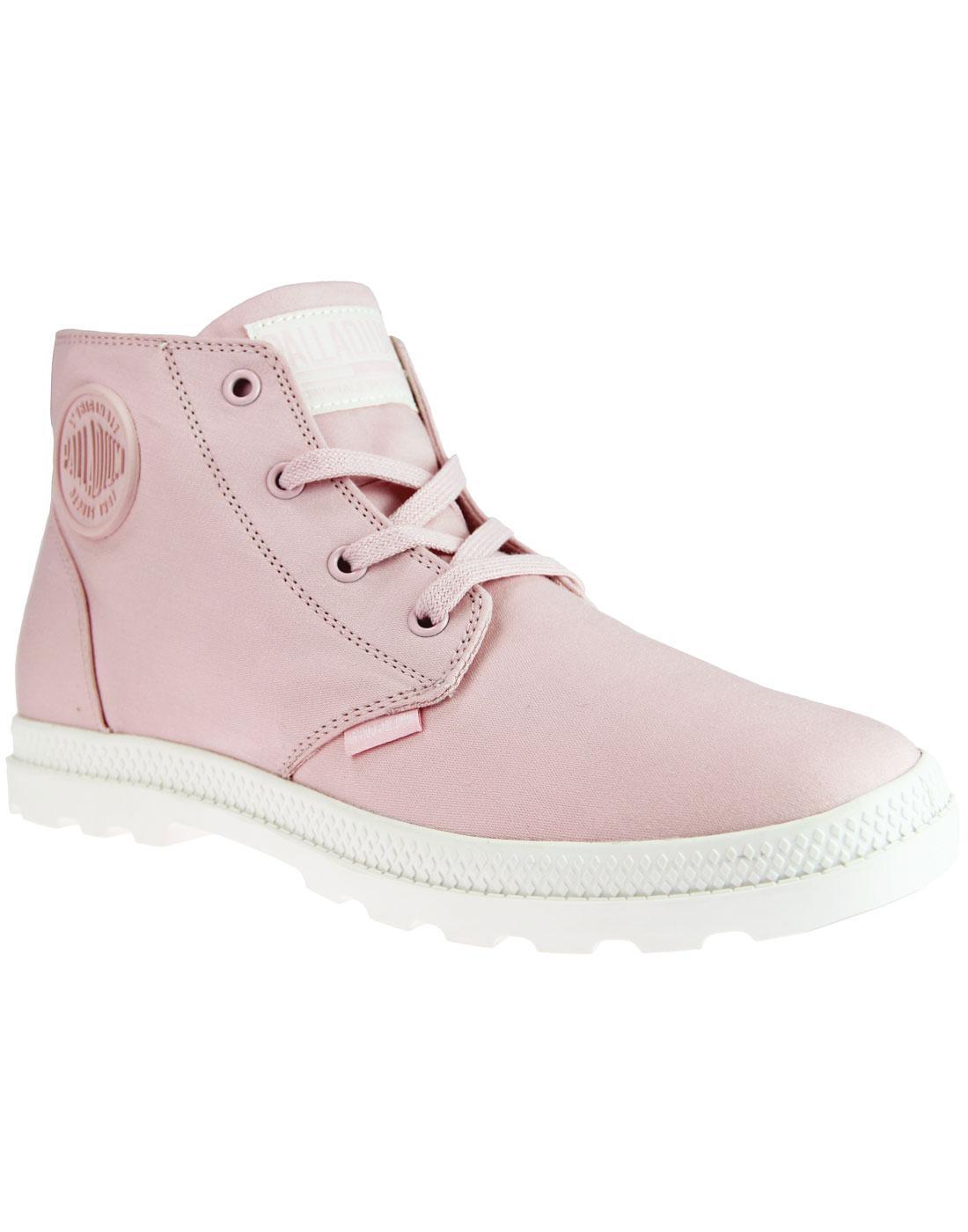 Pampa Free CVS PALLADIUM Women's Retro Boots LOTUS