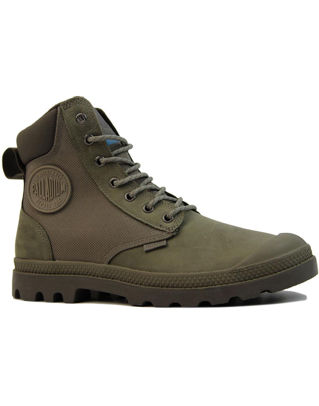 Pampa Sport Cuff WPN PALLADIUM Waterproof Boots FR