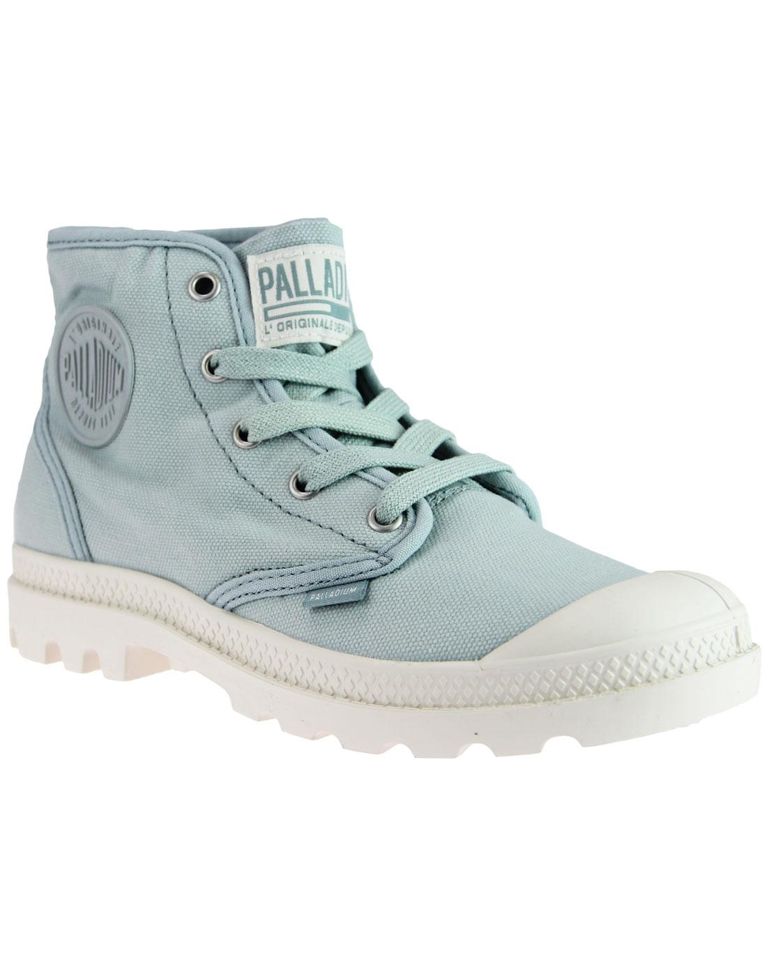 Pampa HI PALLADIUM Women's Retro Canvas Boots GM