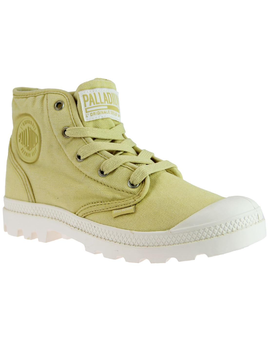 Pampa HI PALLADIUM Women's Retro Canvas Boots P/E