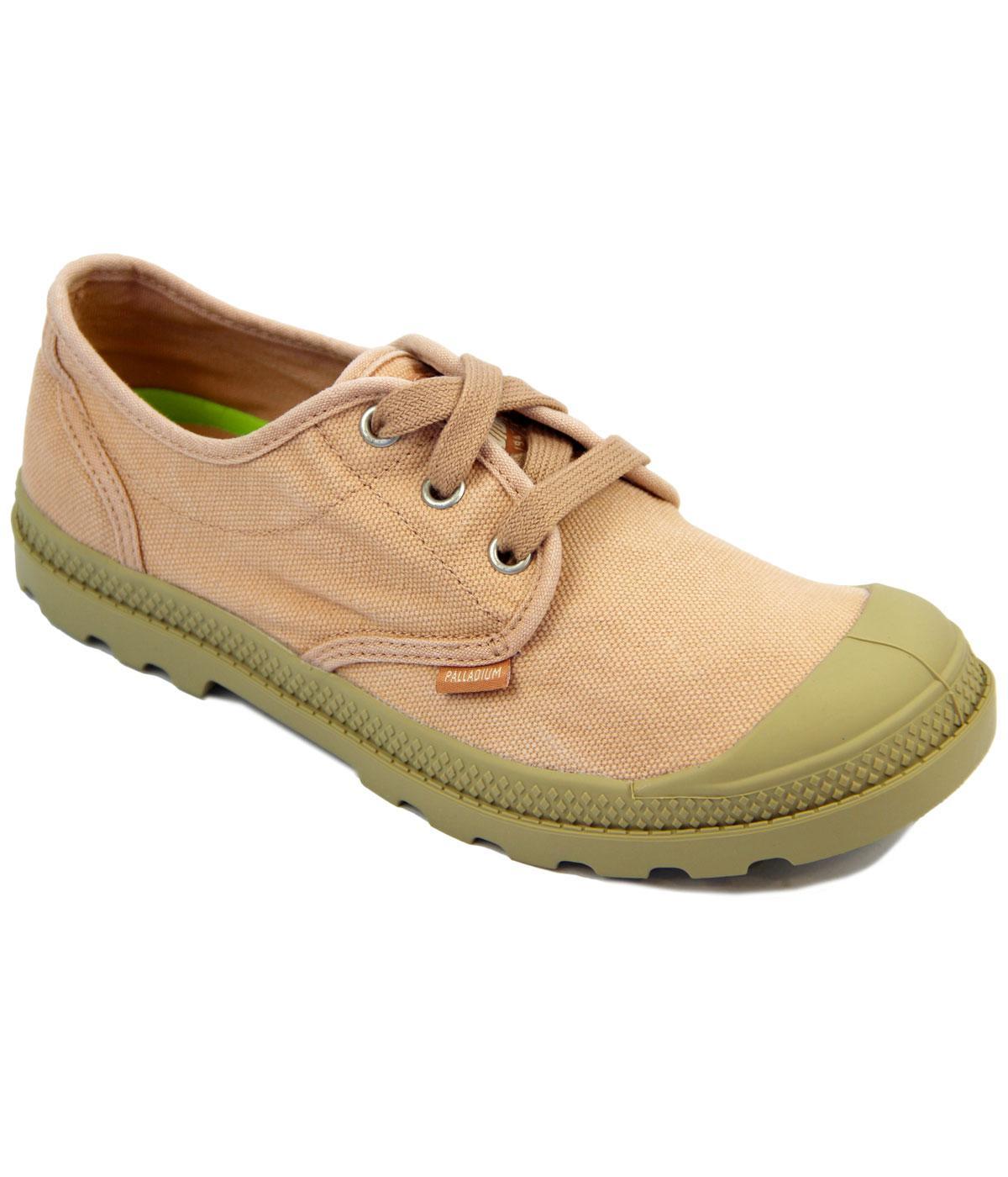 Pampa Oxford PALLADIUM Retro Canvas Shoes (S/P)