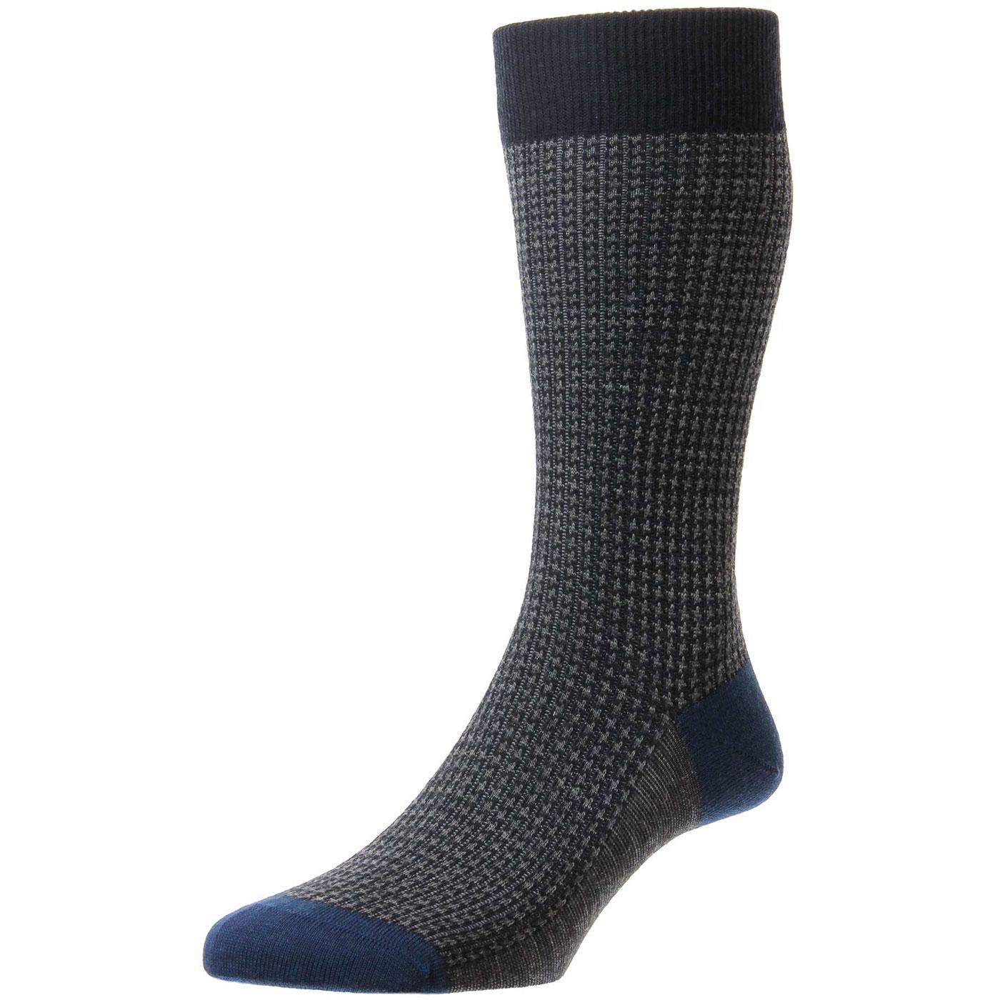 + Hatherley PANTHERELLA Men's Vintage Merino Socks