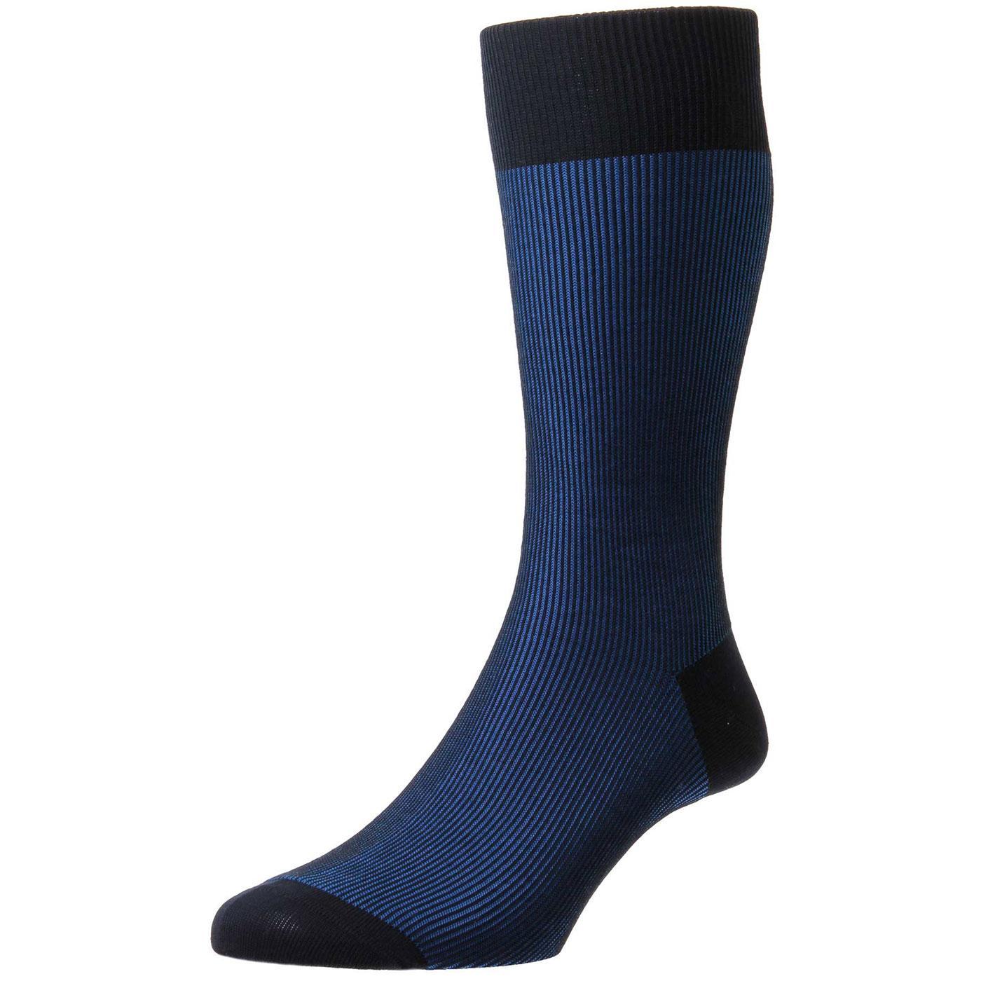 + Santos PANTHERELLA Men's Tonic Effect Socks N
