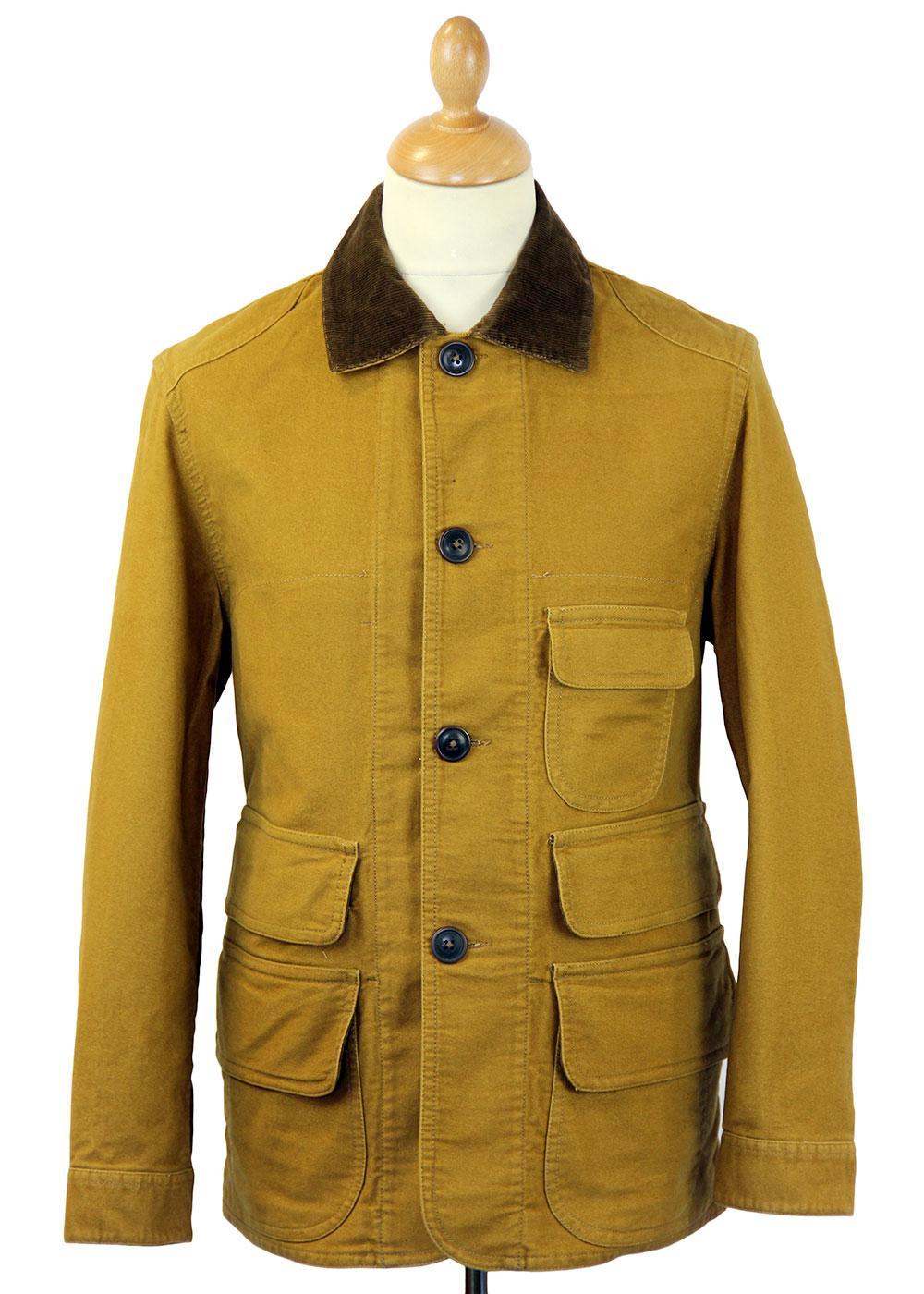 Brownsville Pendleton 50s Moleskin Hunting Jacket