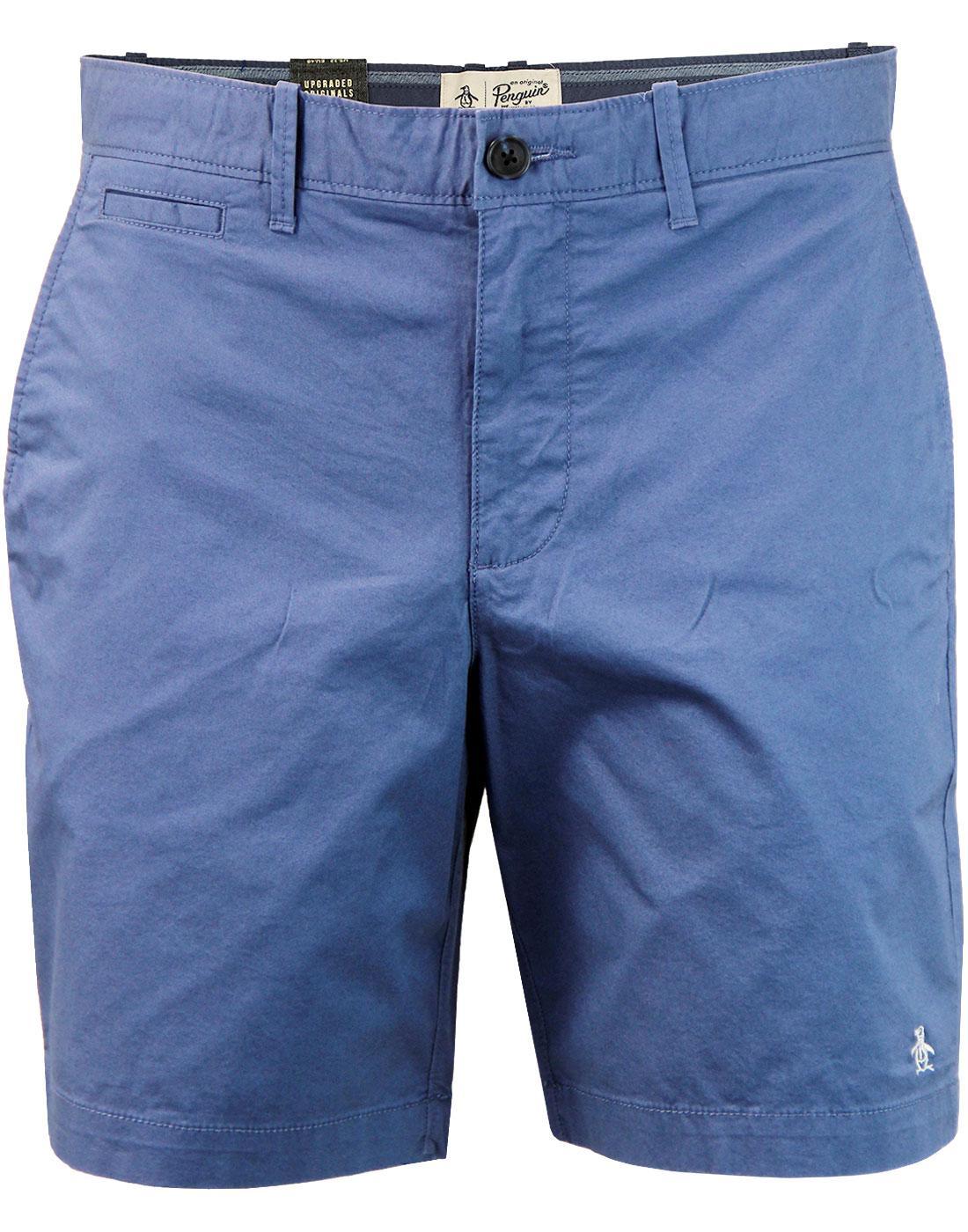 ORIGINAL PENGUIN P55 Retro Slim Chino Shorts I