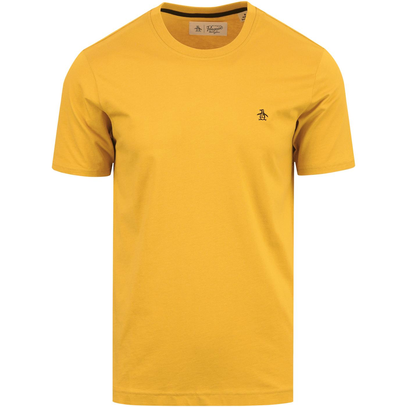 ORIGINAL PENGUIN Basic Pin Point Logo Crew Tee HG