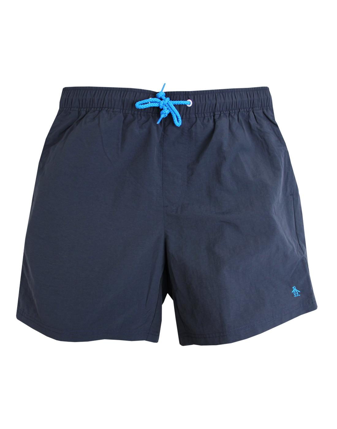 ORIGINAL PENGUIN Quick Dry Daddy Swim Shorts (DS)