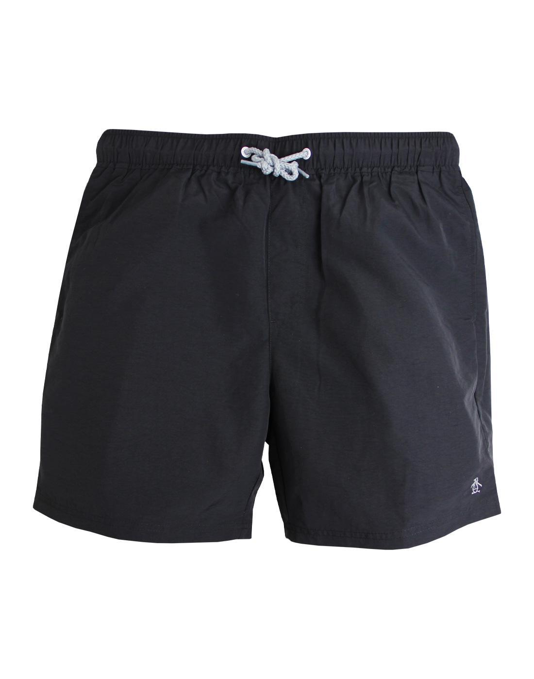 ORIGINAL PENGUIN Quick Dry Daddy Swim Shorts (TB)