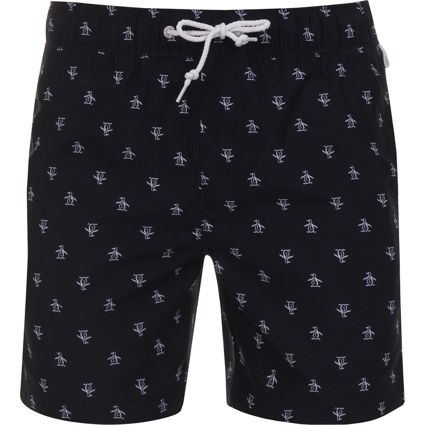 Re-Pete ORIGINAL PENGUIN Volley Swim Shorts (DS)