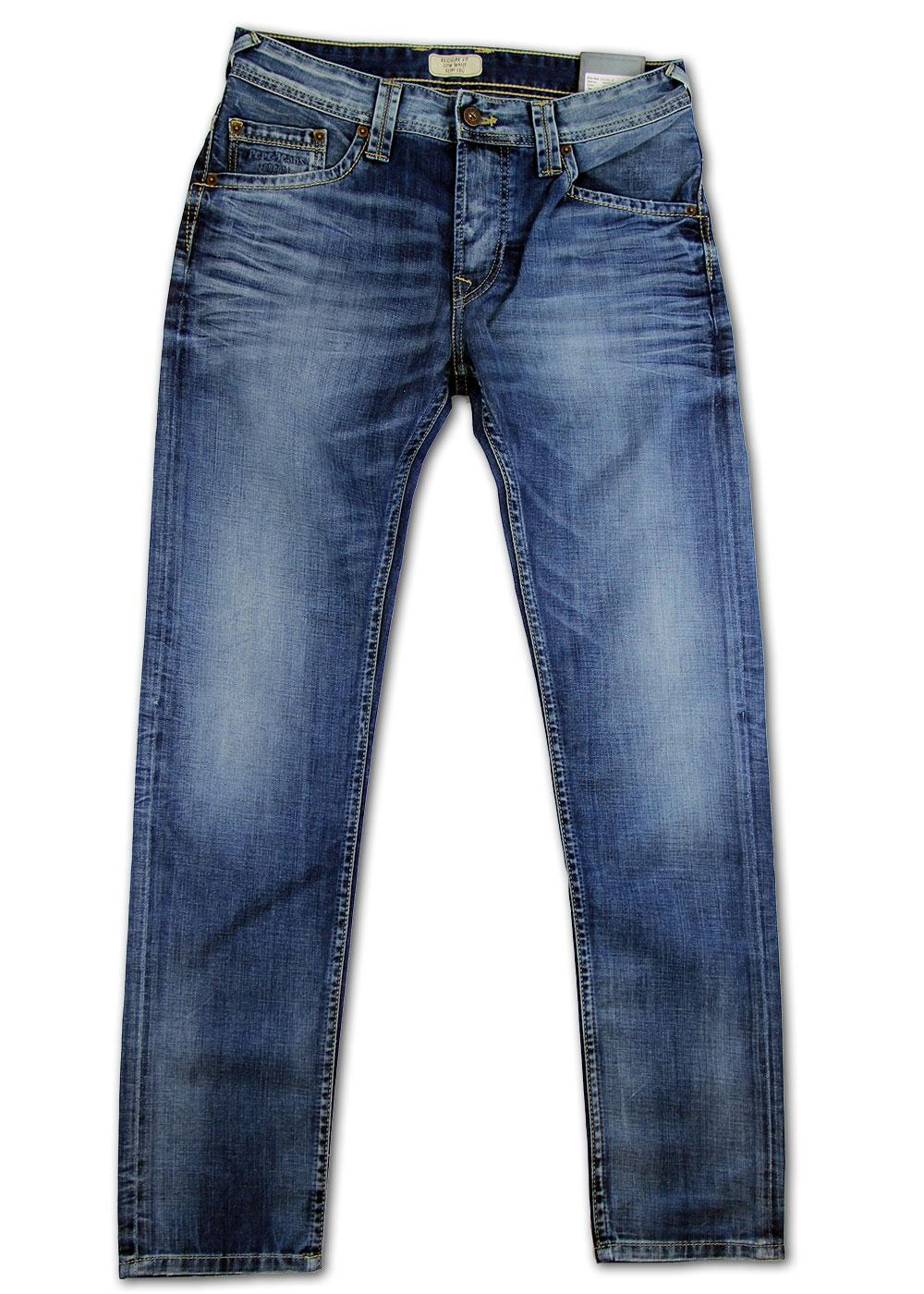 Colville PEPE JEANS Slim Tapered Fit Retro Jeans