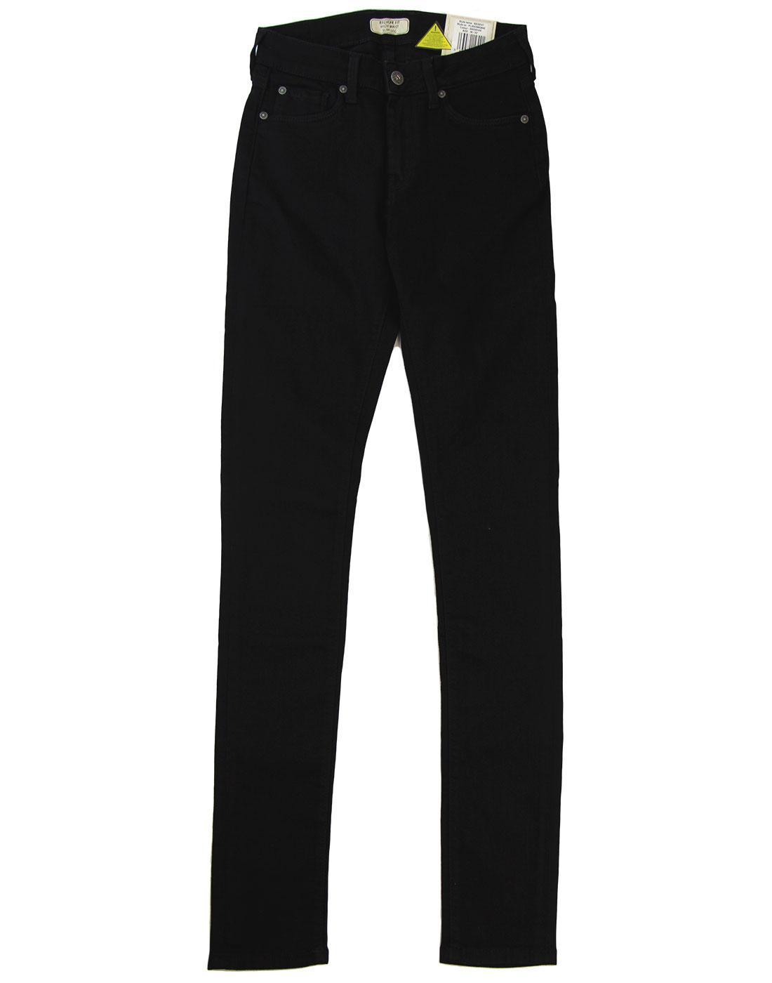 Regent PEPE JEANS Retro Skinny Denim Jeans Q94