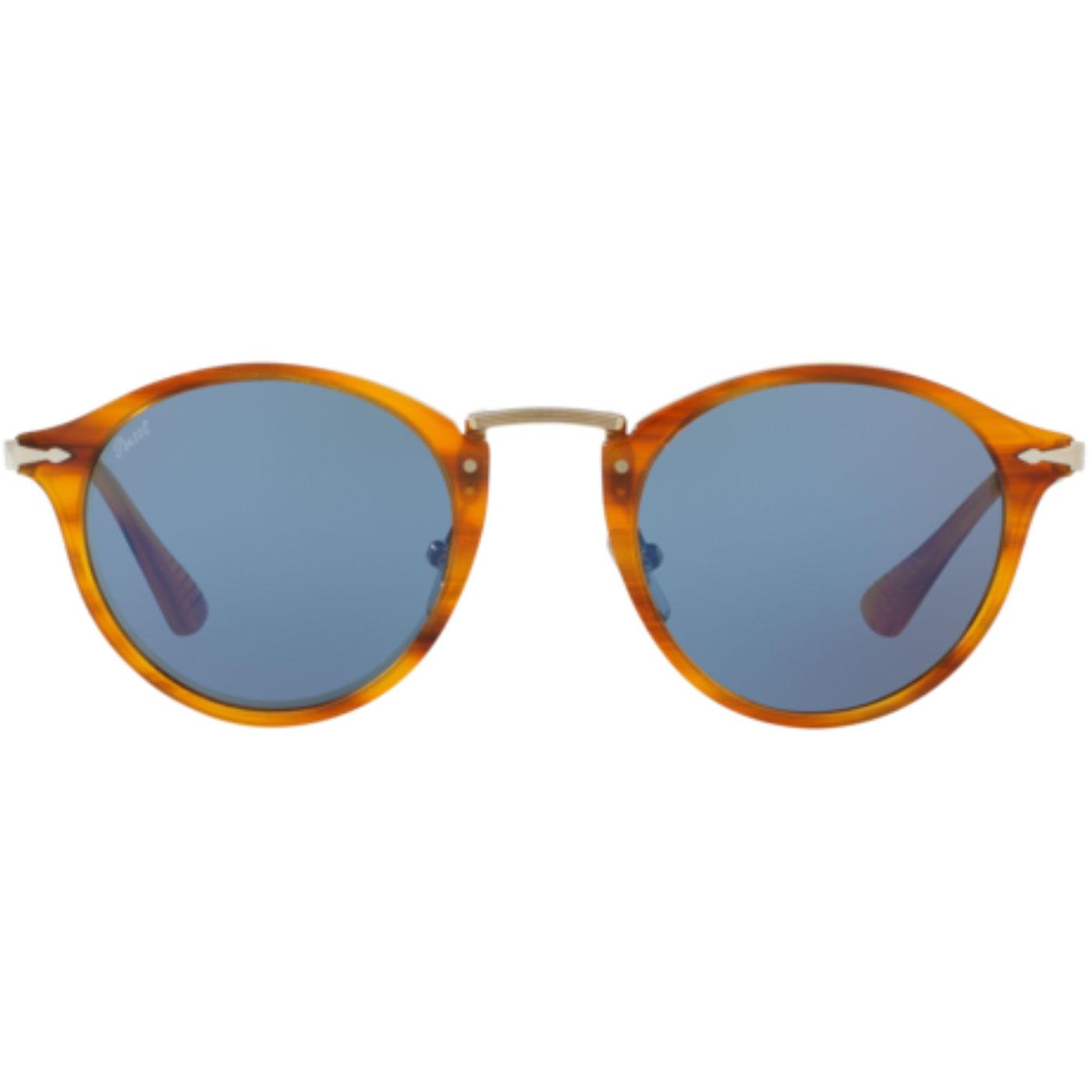Calligrapher Edition PERSOL Retro Round Sunglasses