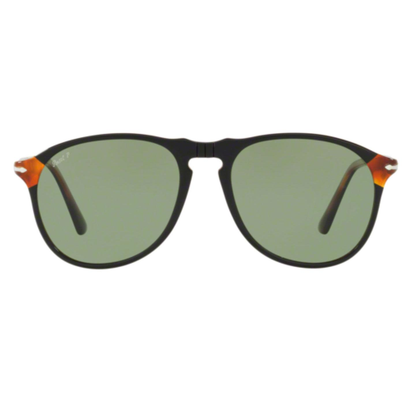 PERSOL 649 Series 2-Tone Polarised Sunglasses (B)