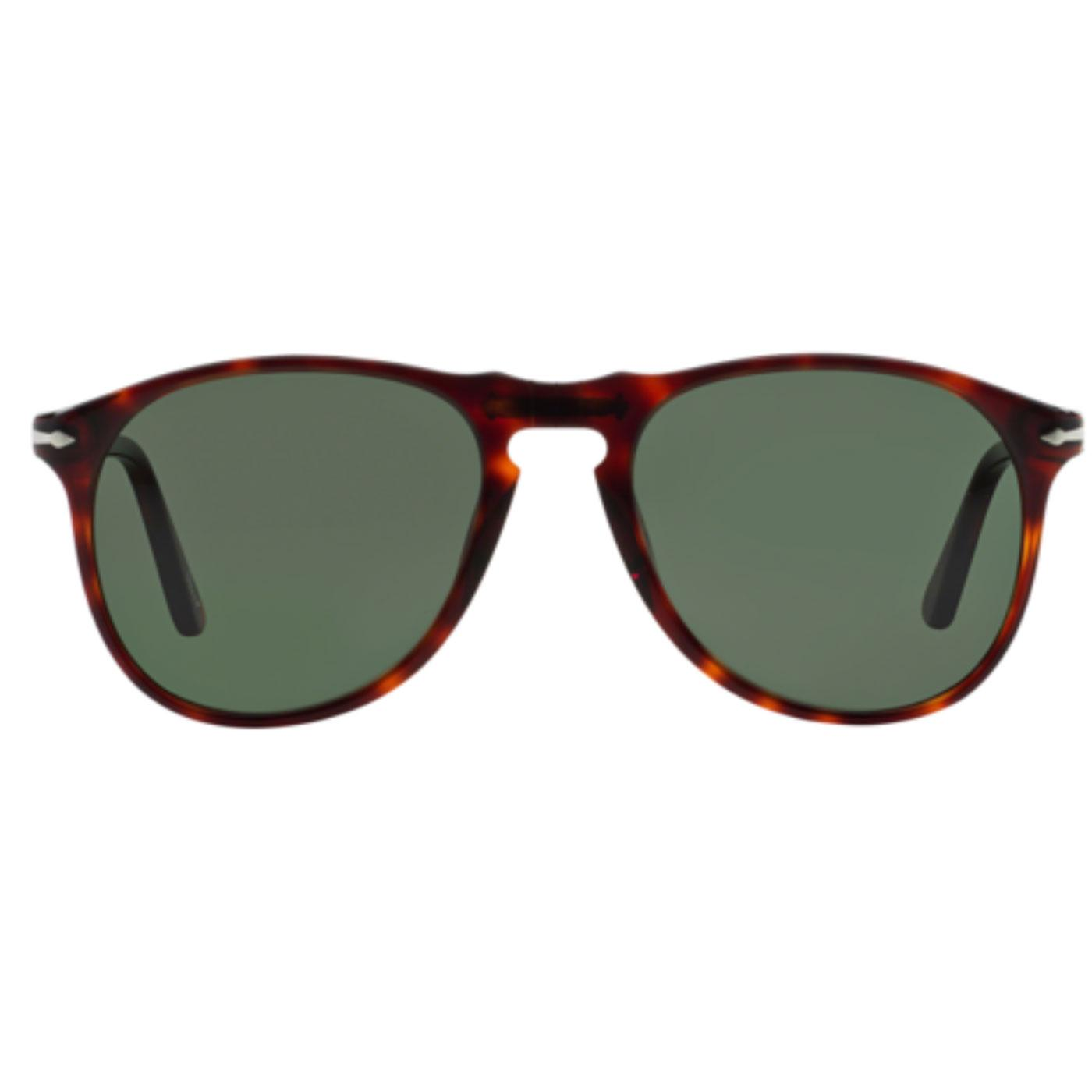 649 Series PERSOL Original Mod Sunglasses HAVANA