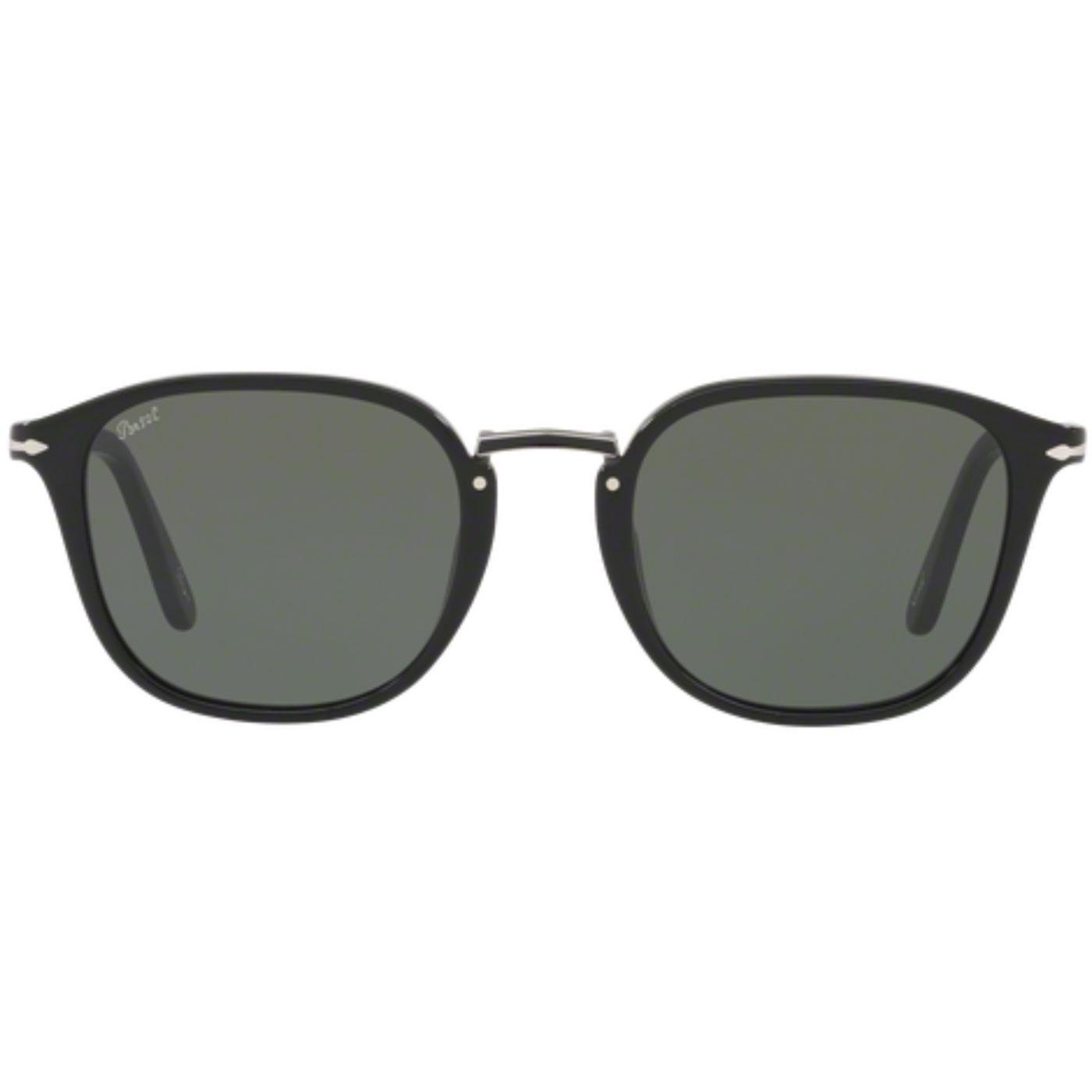Combo Evolution PERSOL Men's Retro Sunglasses Blk