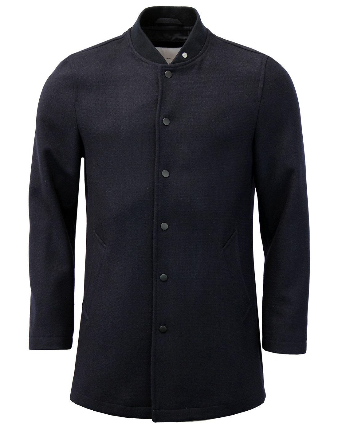 Target PETER WERTH Mod Wool Longline Bomber Jacket