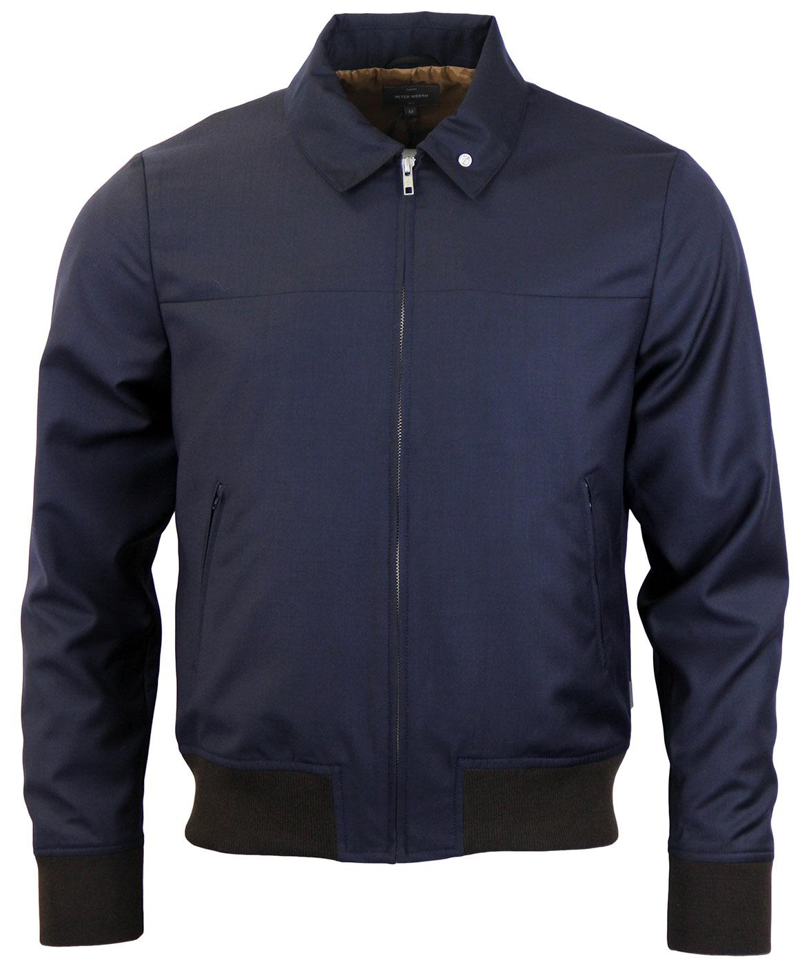 Eckford PETER WERTH Light Blouson Tailored Jacket
