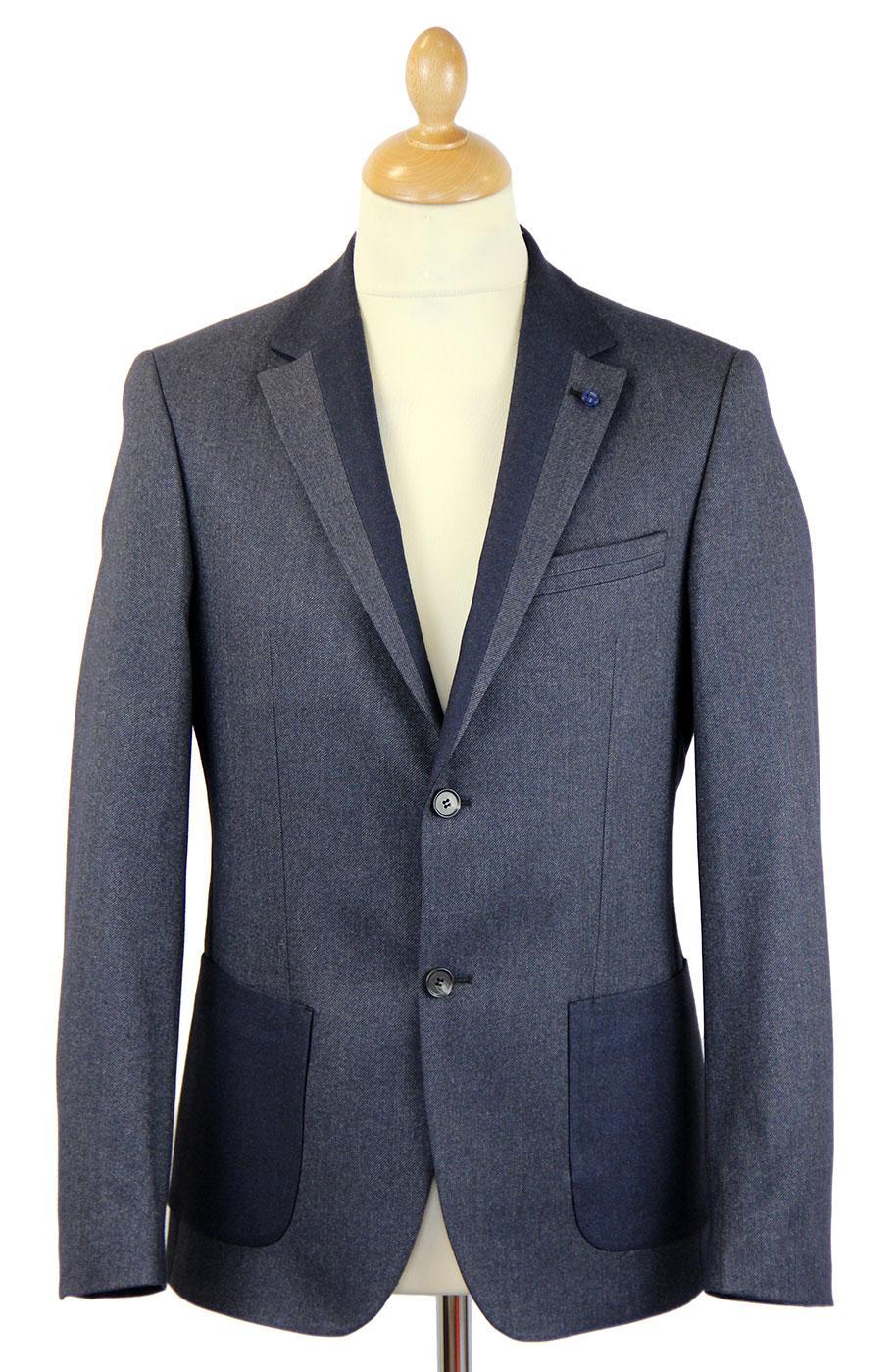 Desert Blazer PETER WERTH 60s Mod 2 Button Jacket