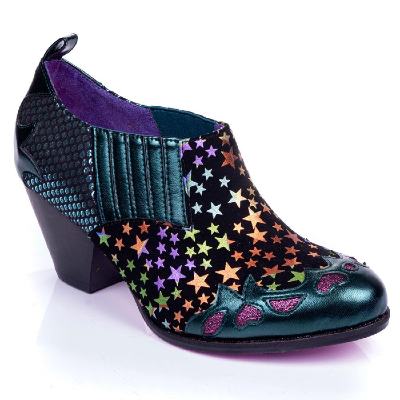 Barbarosa POETIC LICENCE Retro Star Heeled Boots