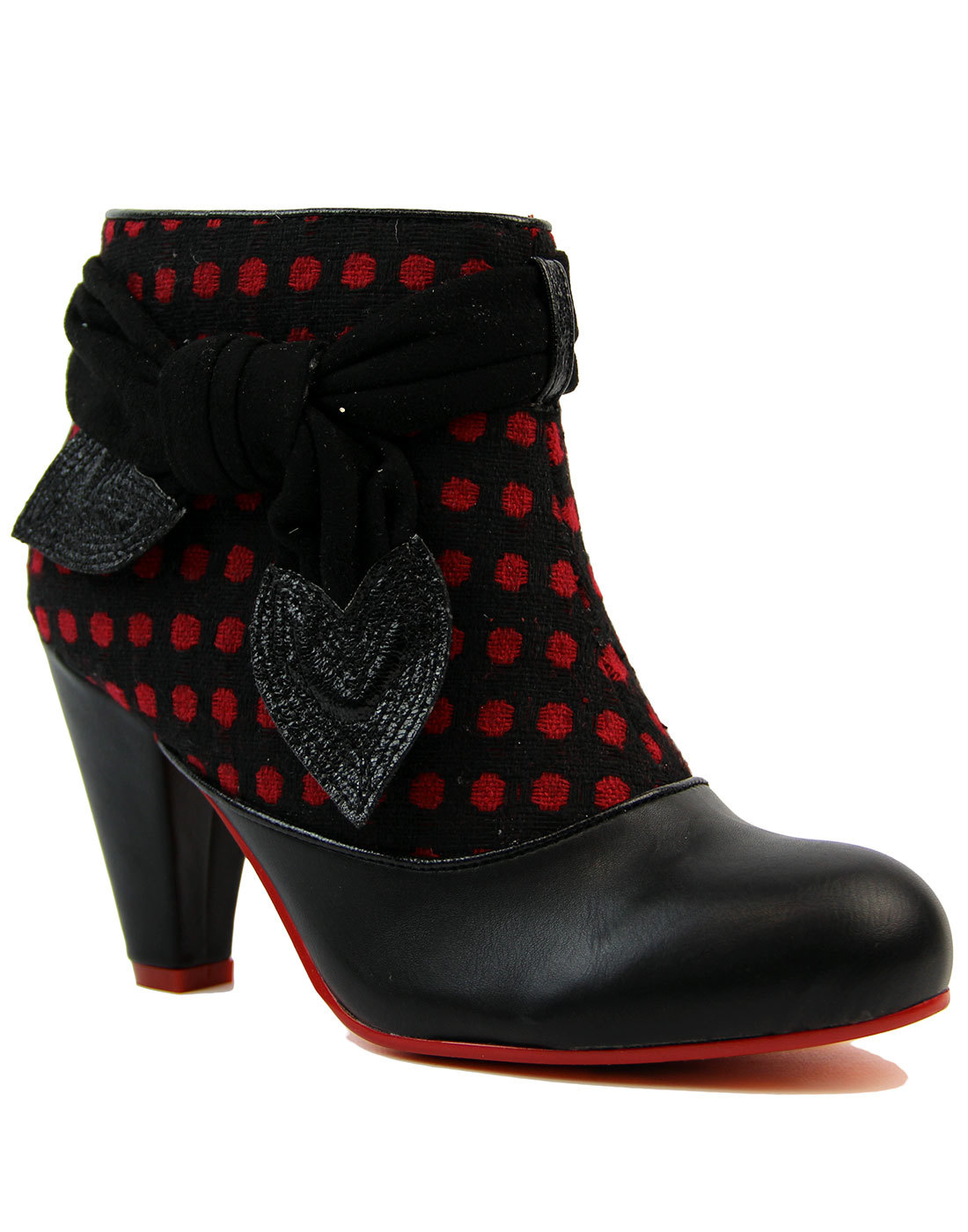 Sidewalk POETIC LICENCE Retro Mod Ankle Boots