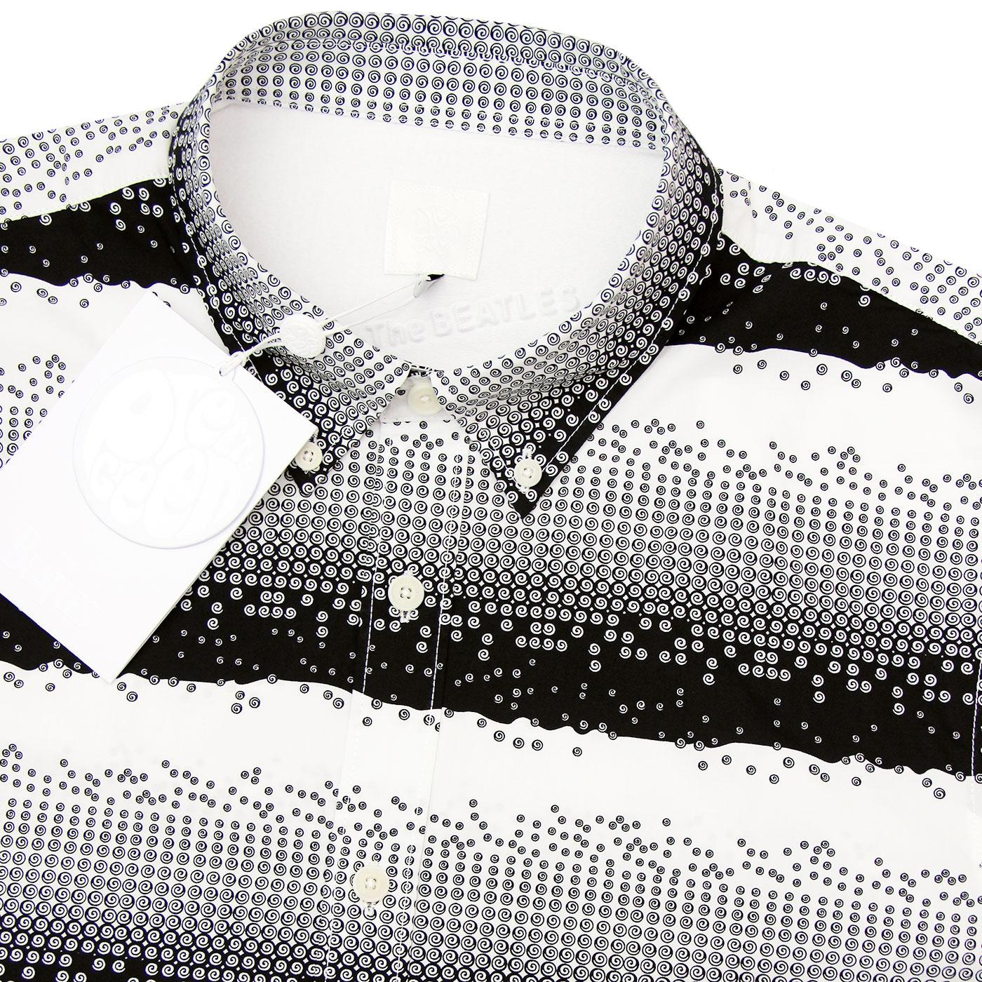 a2529030555 PRETTY GREEN x THE BEATLES Honey Pie McCartney Shirt