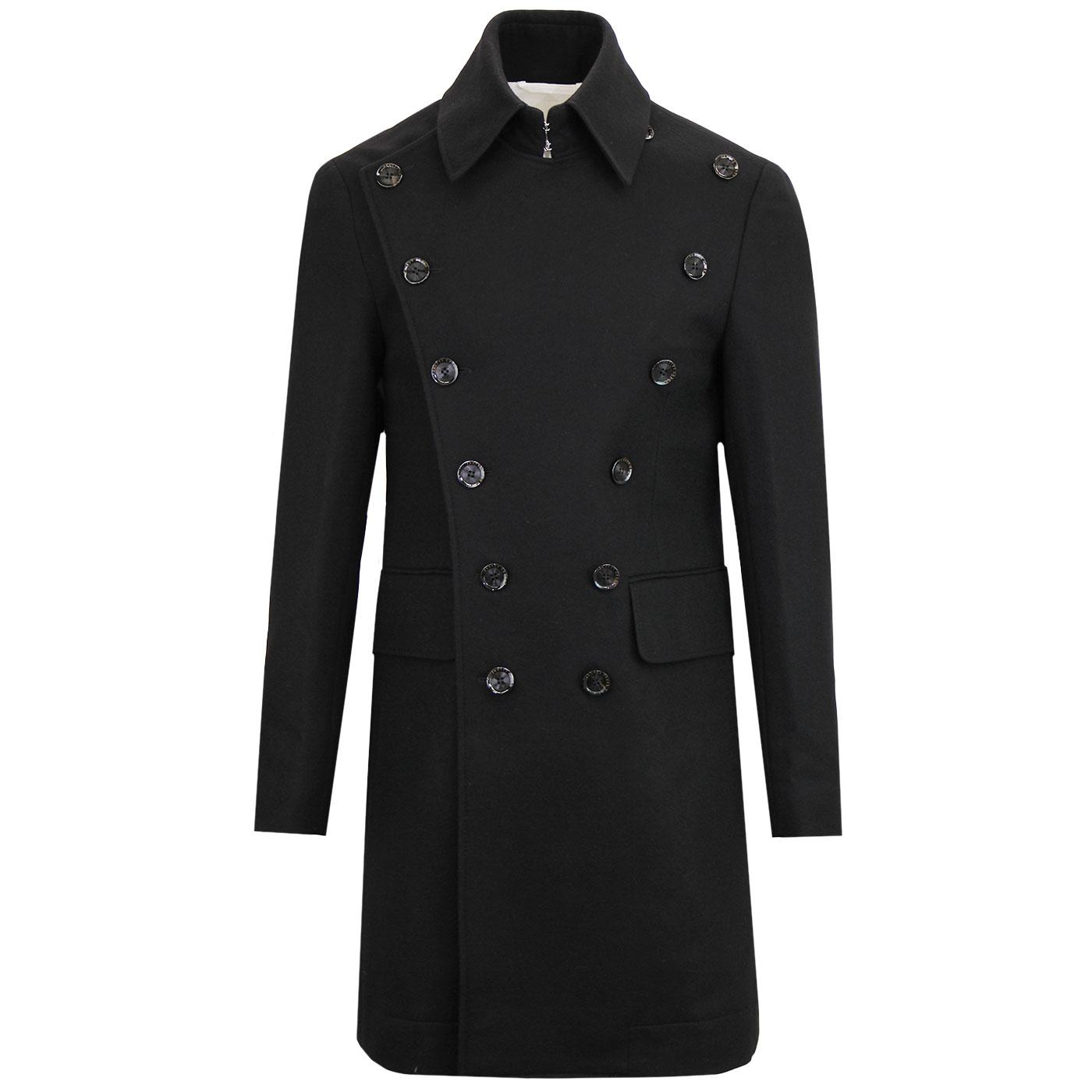 PRETTY GREEN x THE BEATLES George Harrison Coat B