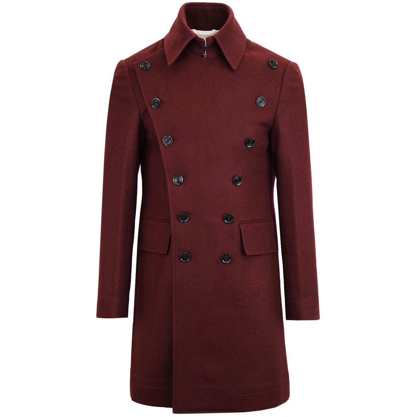 Beatles Pretty Green George Harrison Coat