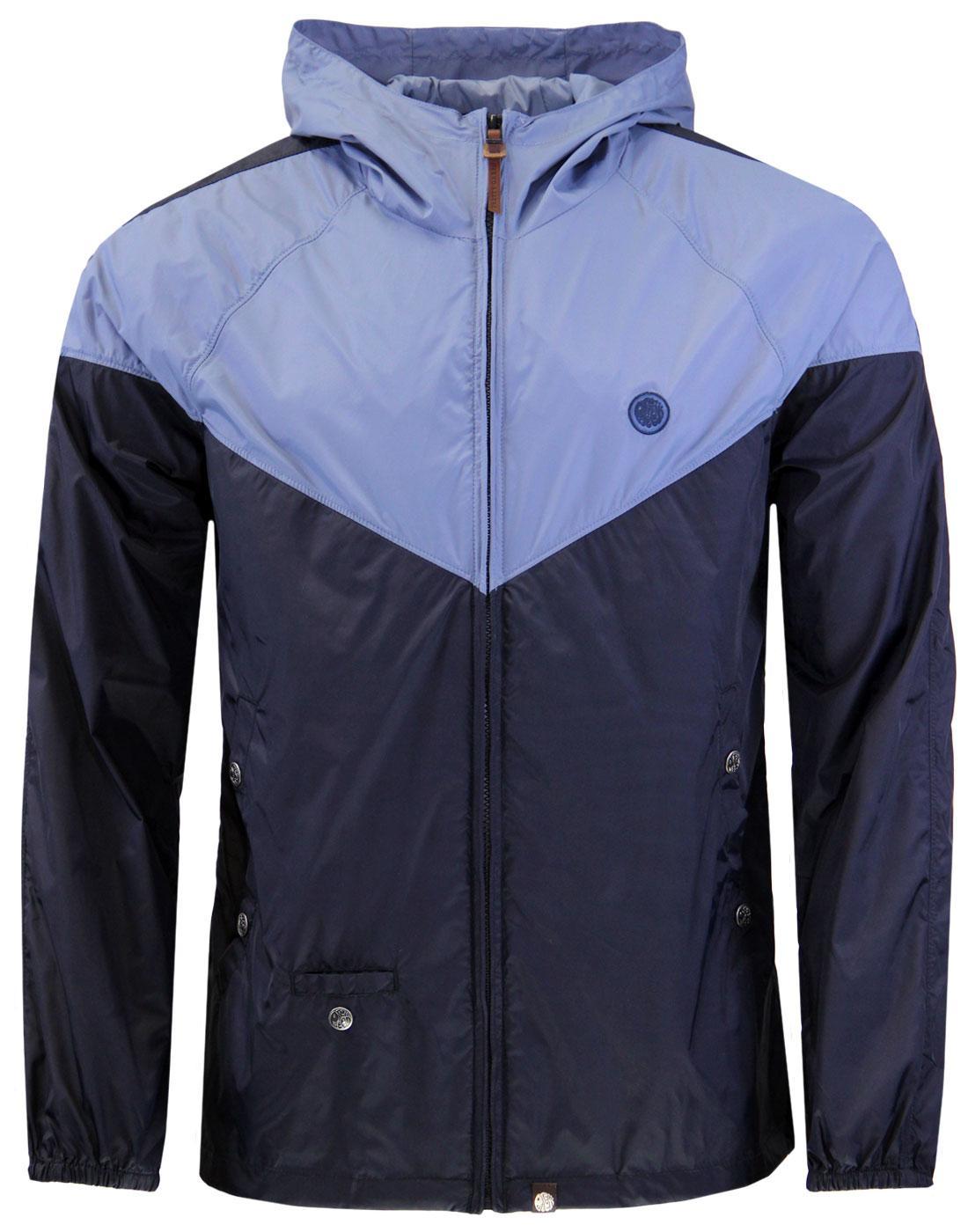 Reedbank PRETTY GREEN Contrast Anorak Jacket (B)