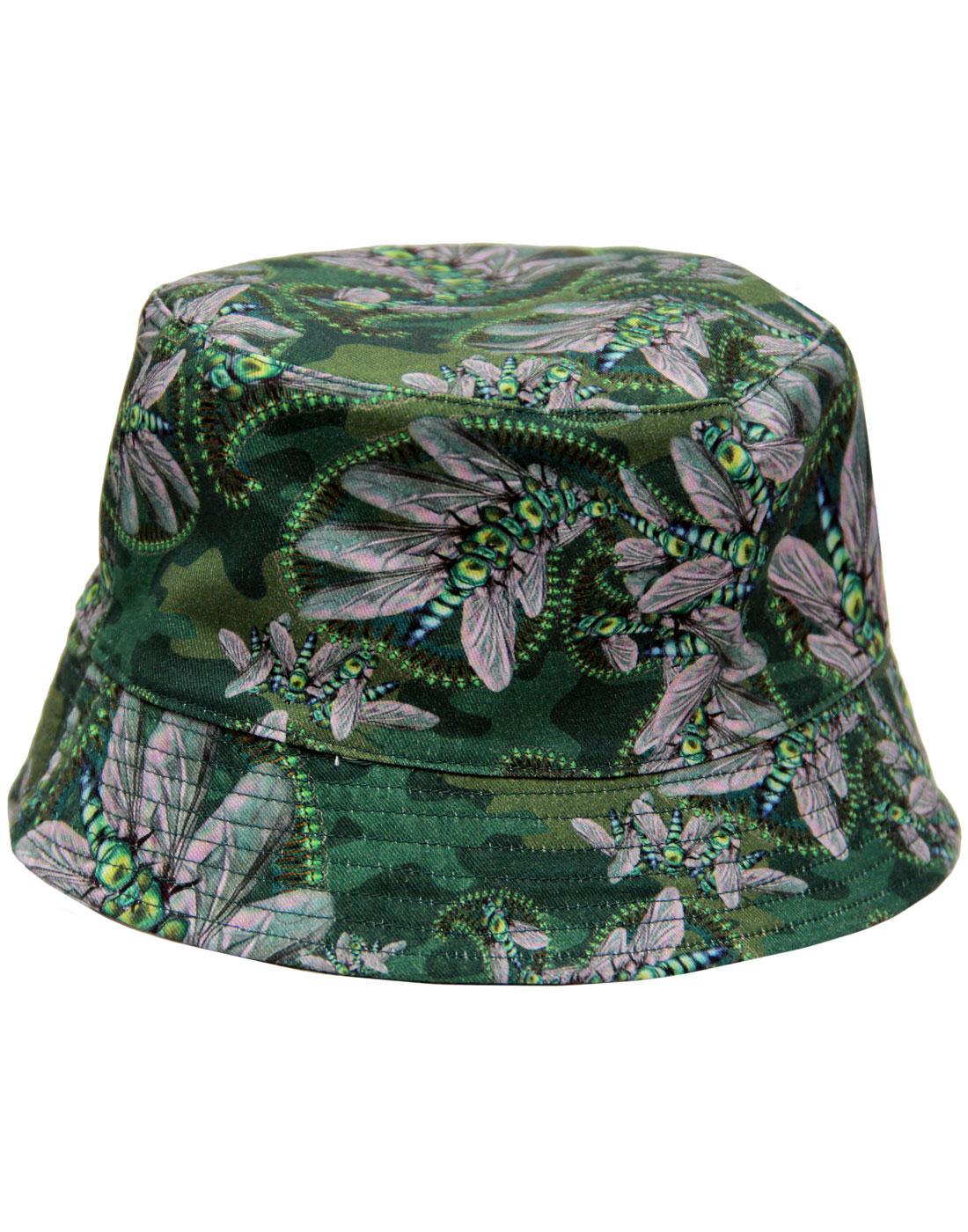 Toria PRETTY GREEN X KATIE EARY Retro Bucket Hat