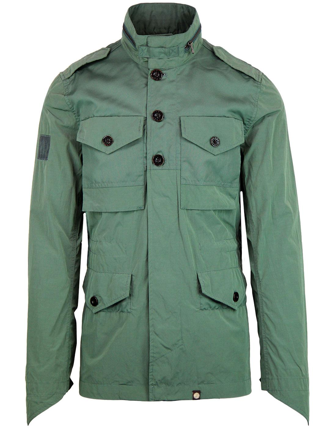 Meadowgate PRETTY GREEN Military M65 Field Jacket