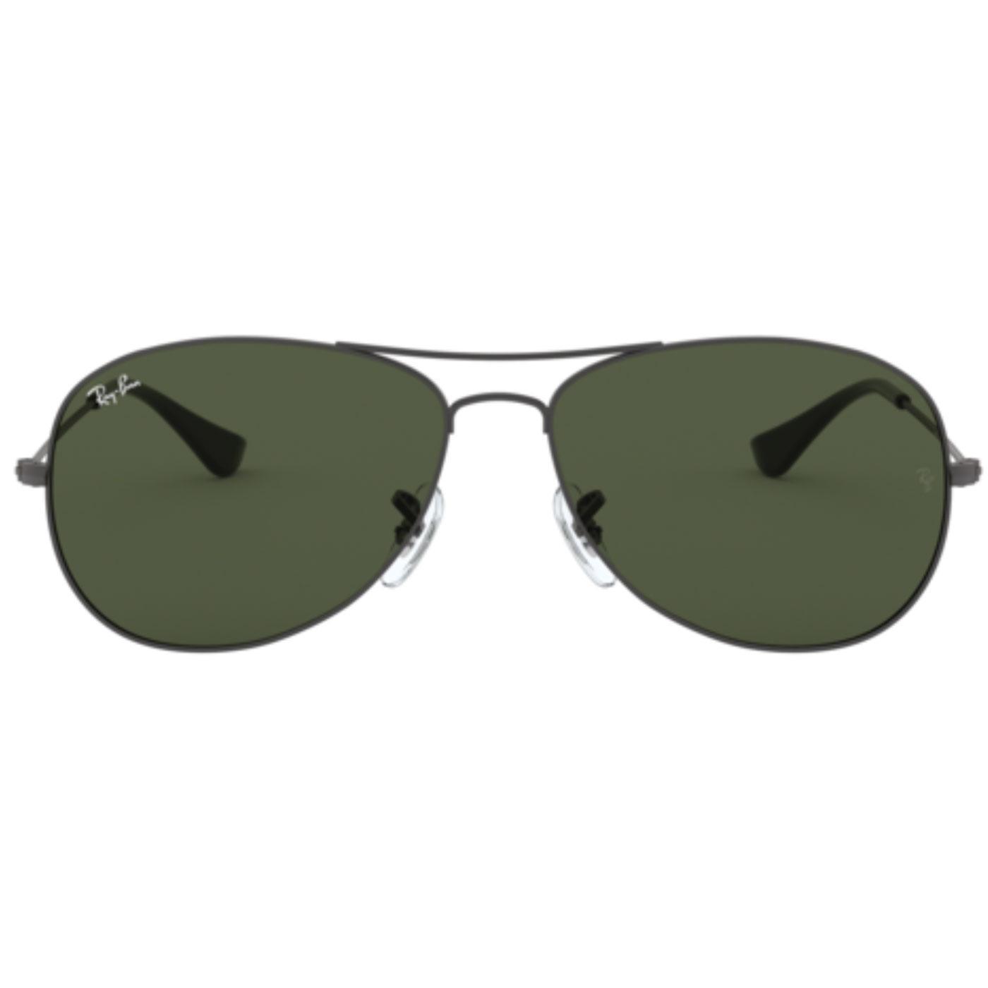 Cockpit Ray-Ban Retro Indie Mod Aviator Sunglasses