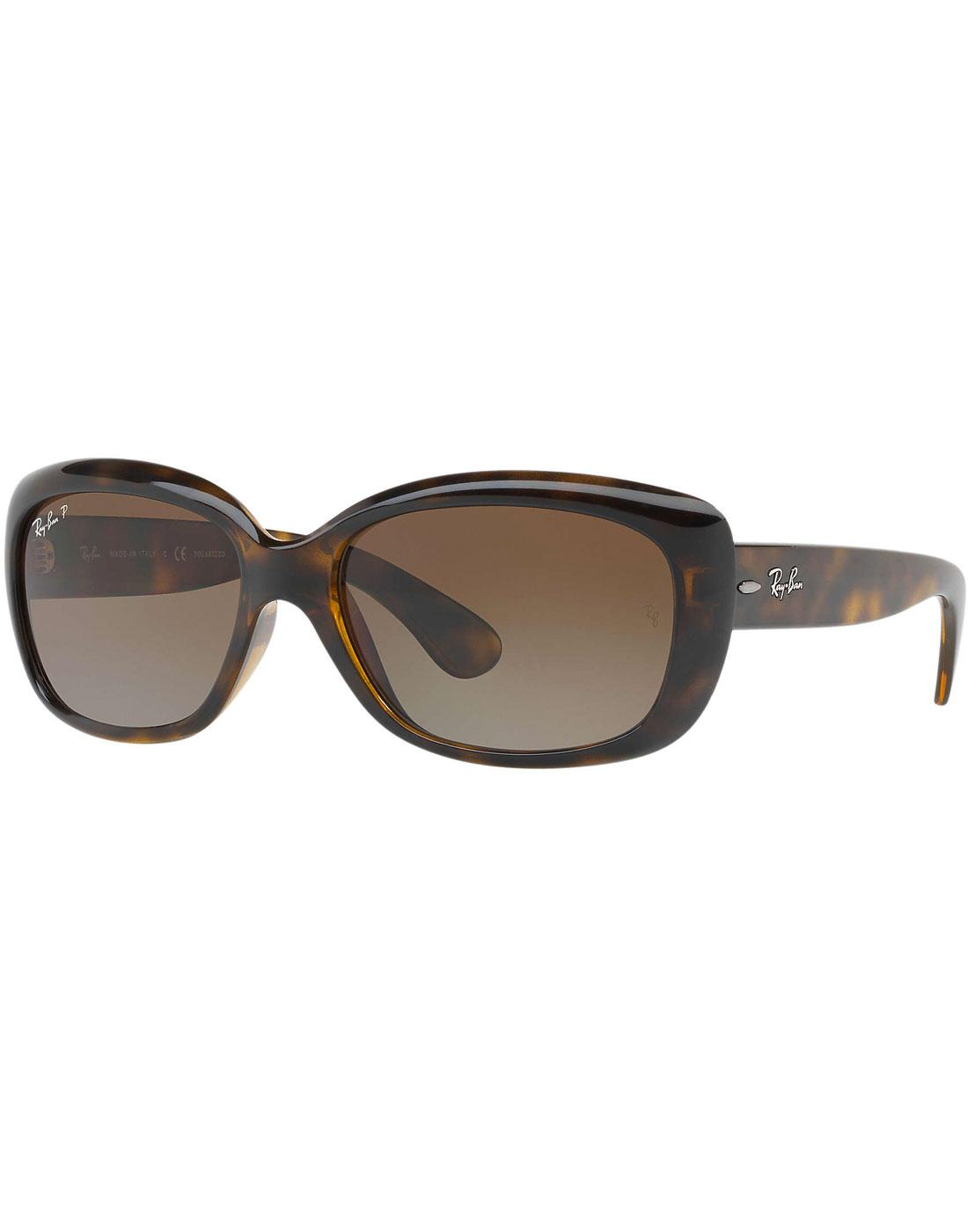 Jackie Ohh RAY-BAN Cats Eye Sunglasses - Tortoise