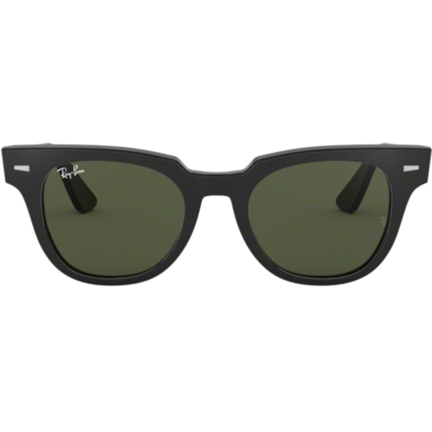 Meteor RAY-BAN Retro Wayfarer Sunglasses in Black