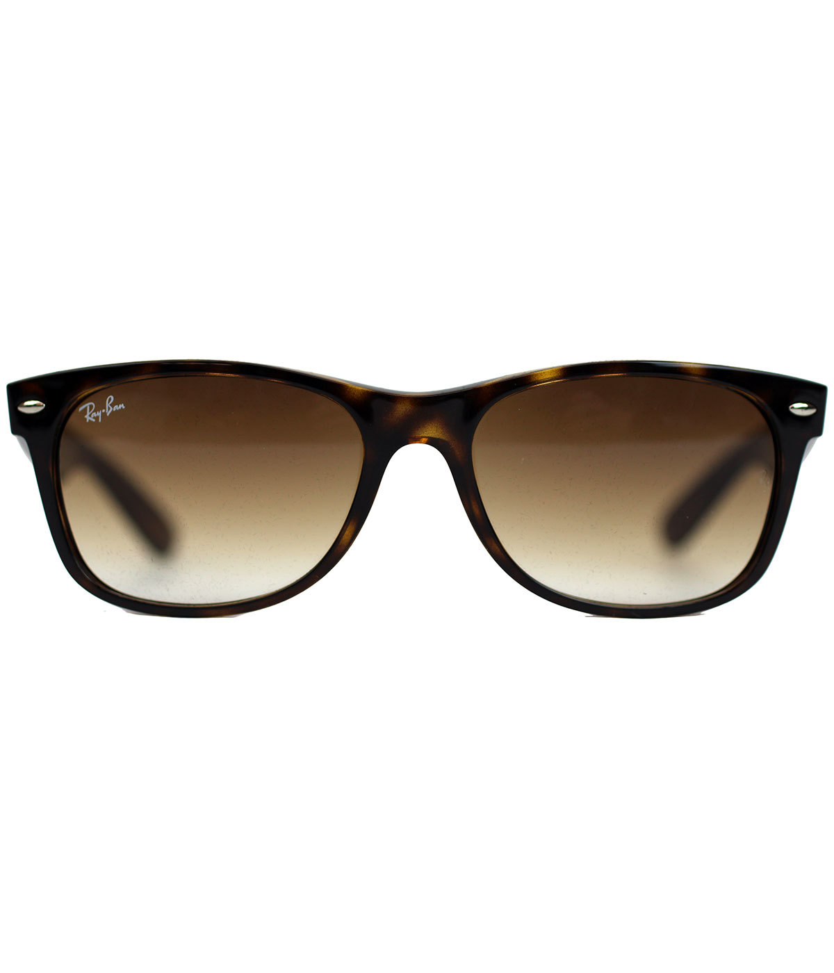 New Wayfarer RAY-BAN Retro 60s Sunglasses - Havana